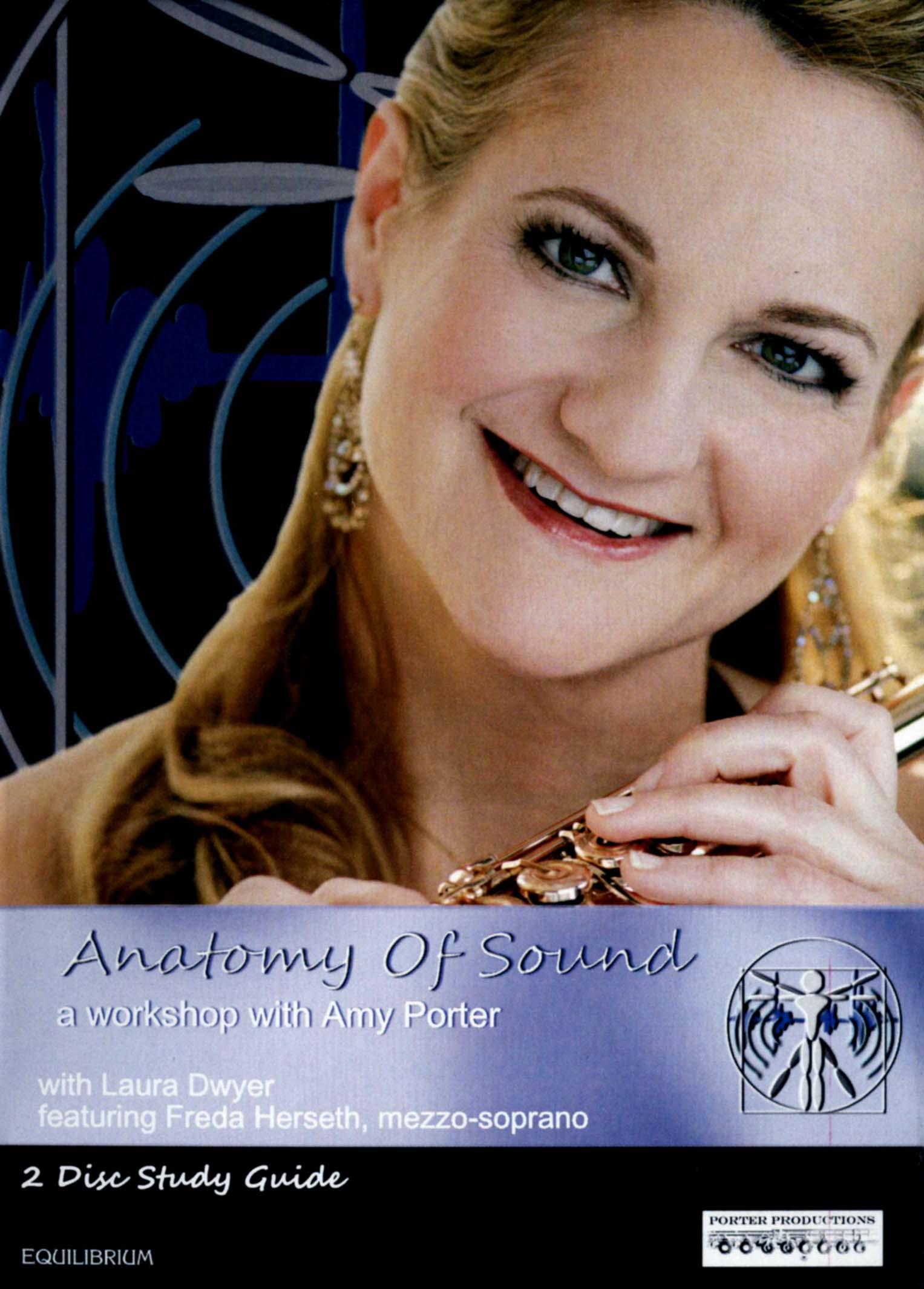 Amy Porter: Anatomy of Sound