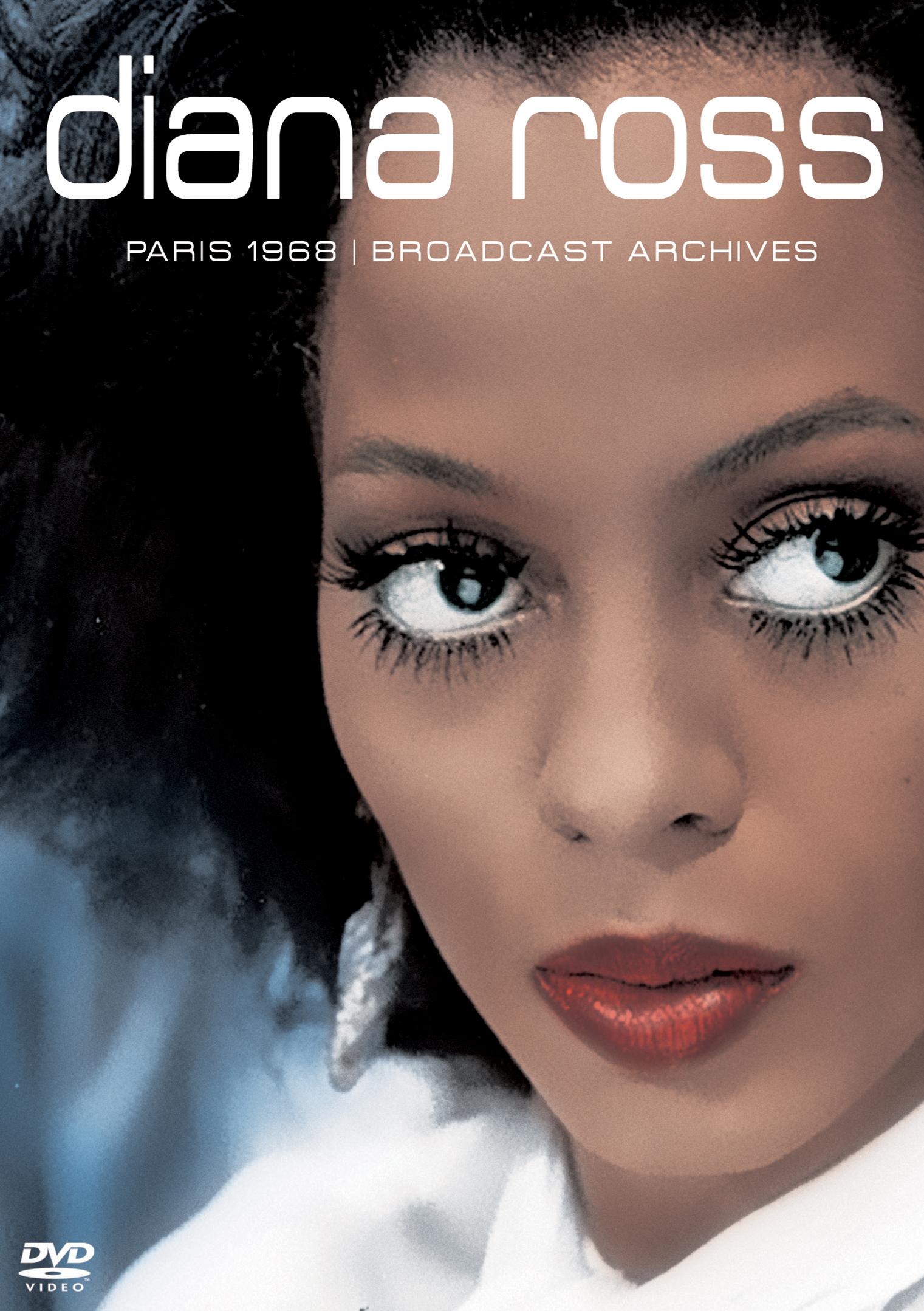 Diana Ross: Paris 1968 - Broadcast Archives