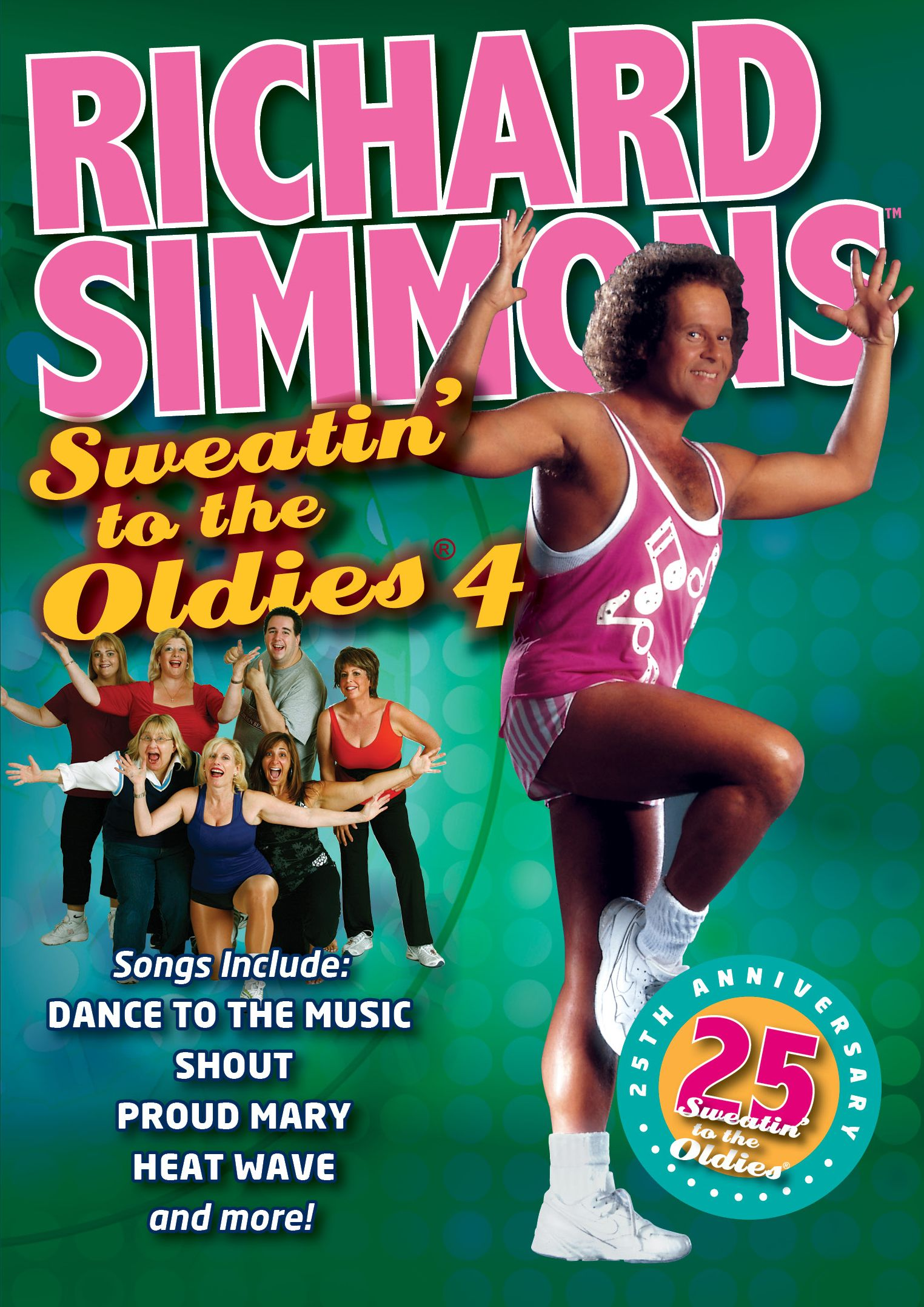 Richard Simmons: Sweatin' to the Oldies, Vol. 4