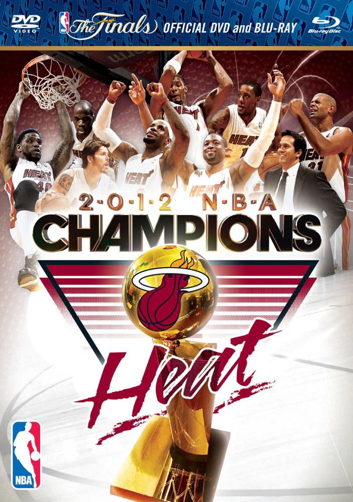 NBA: 2012 NBA Champions - Heat