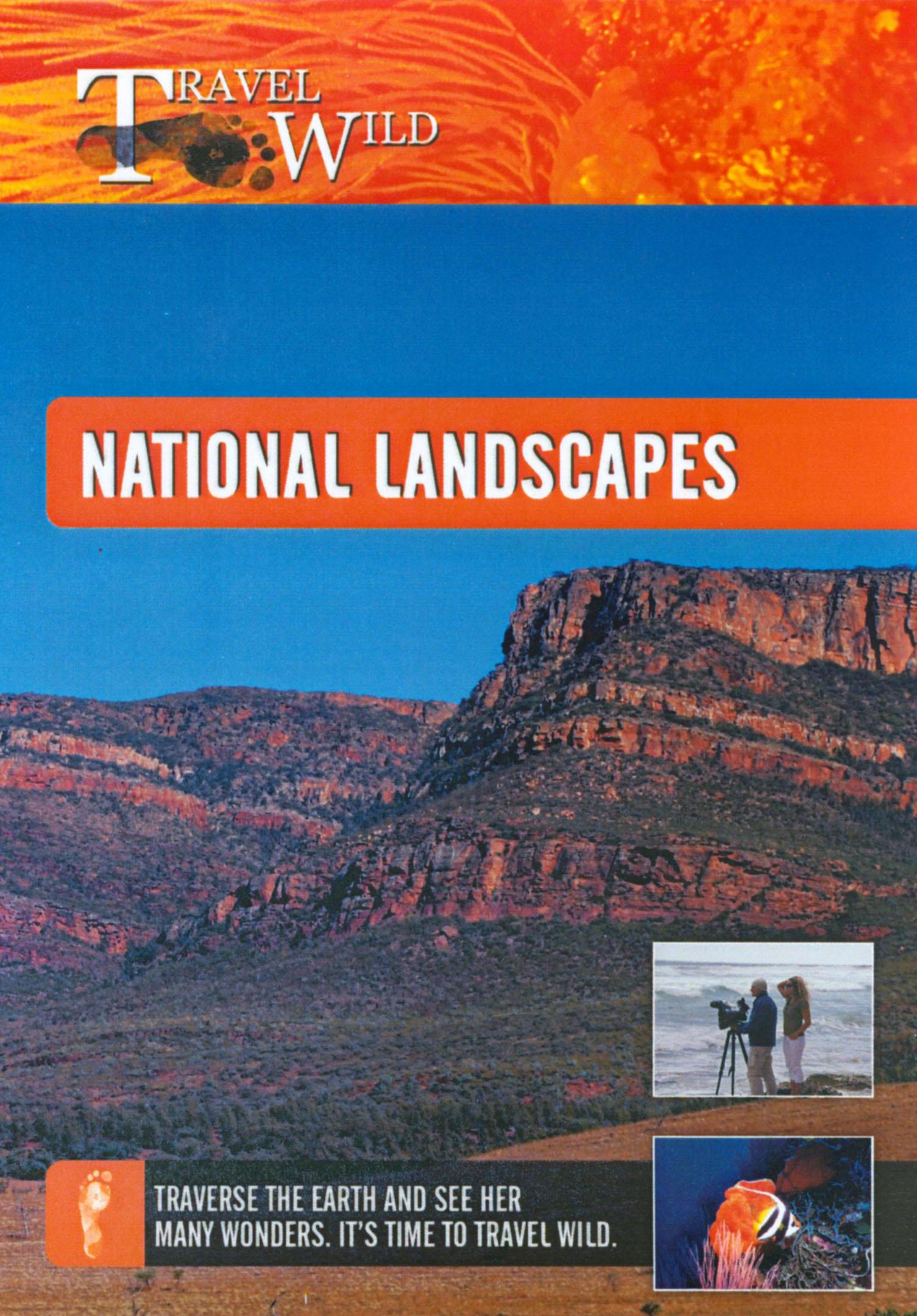 Travel Wild: National Landscapes