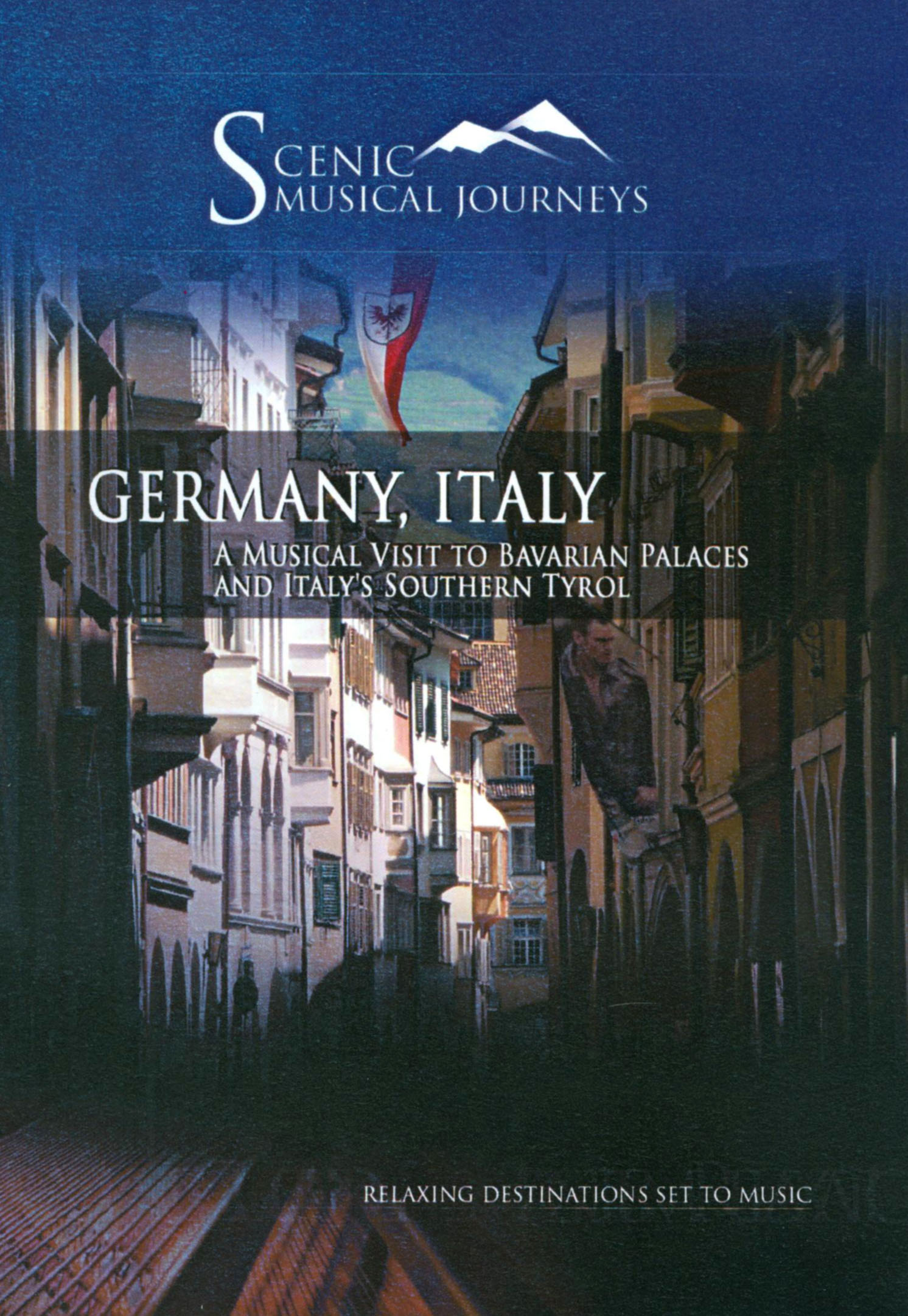 Scenic Musical Journeys: Germany, Italy - A Musical Tour of Siena, Pisa and Nervi