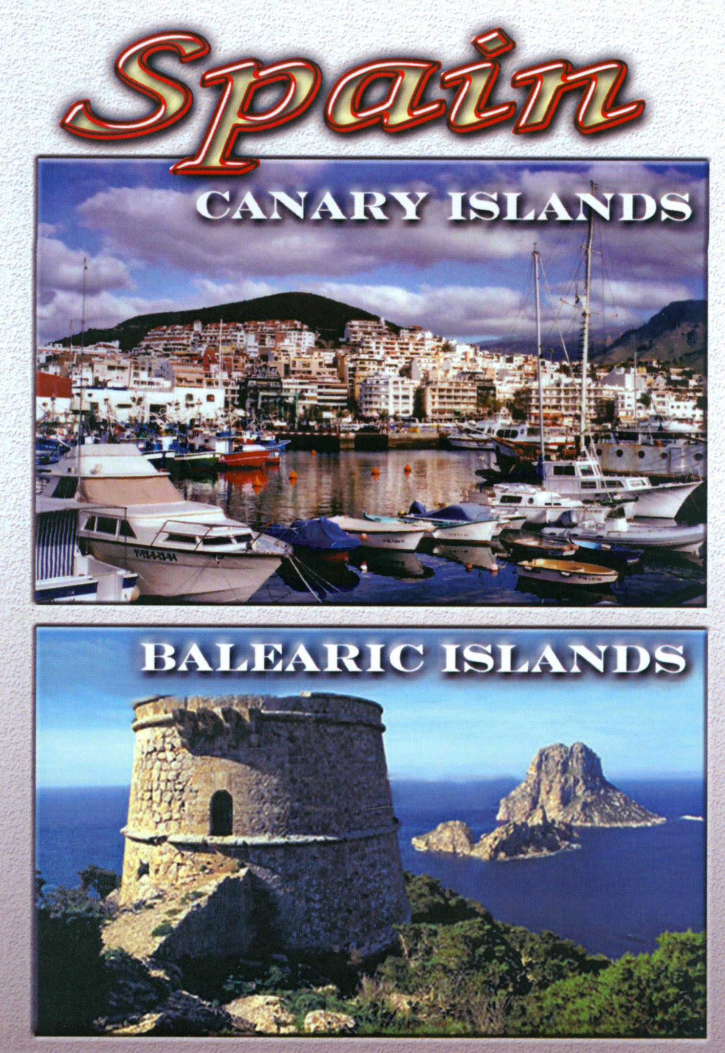 Traveller's Guide to Spain: Canary & Balearic Islands