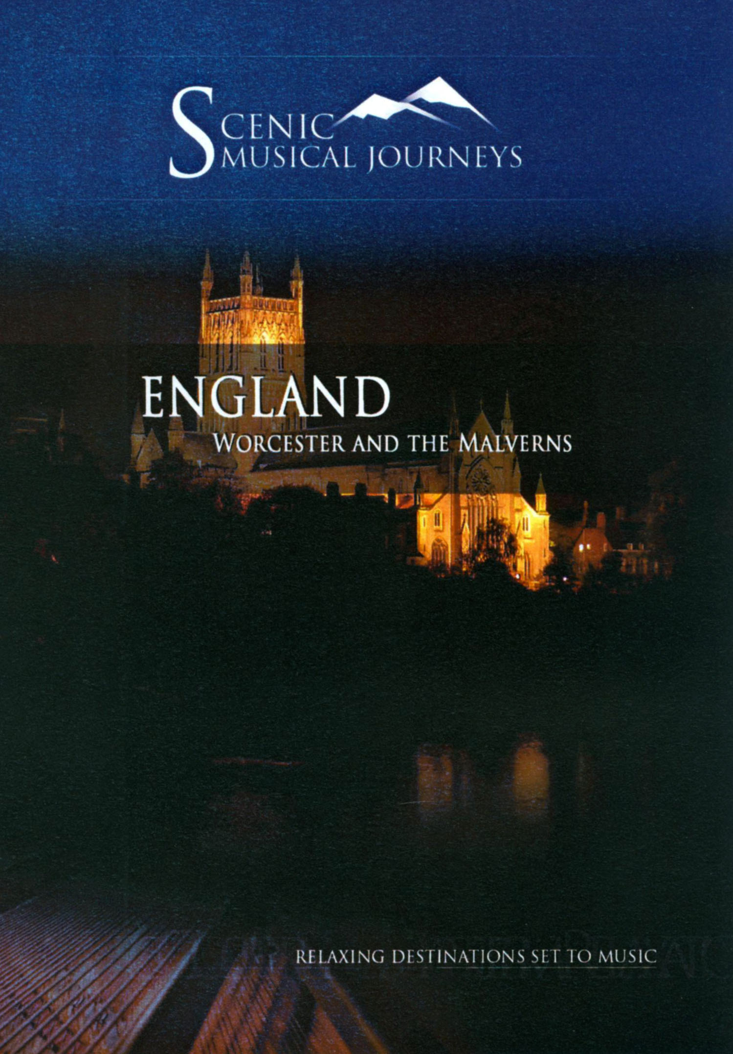 Scenic Musical Journeys: England - Worcester and The Malverns