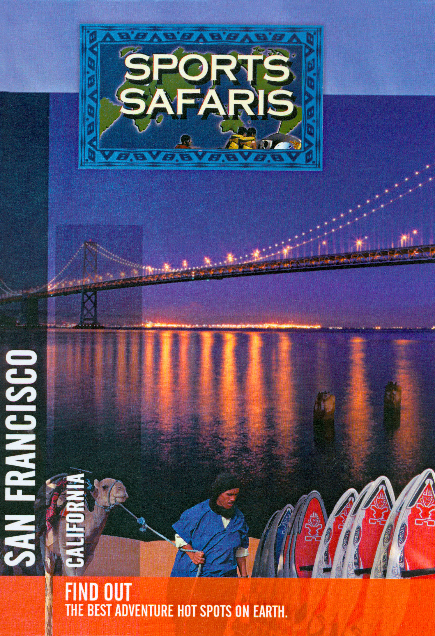 Sports Safaris: San Francisco - California