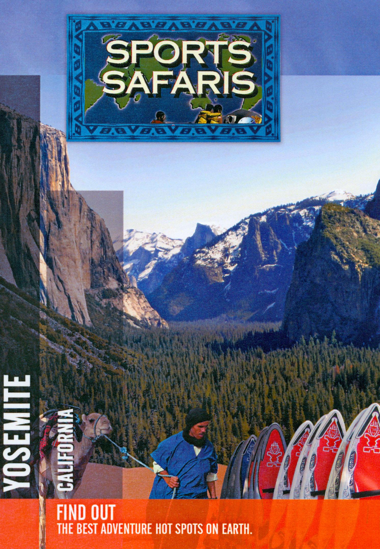Sports Safaris: Yosemite - California