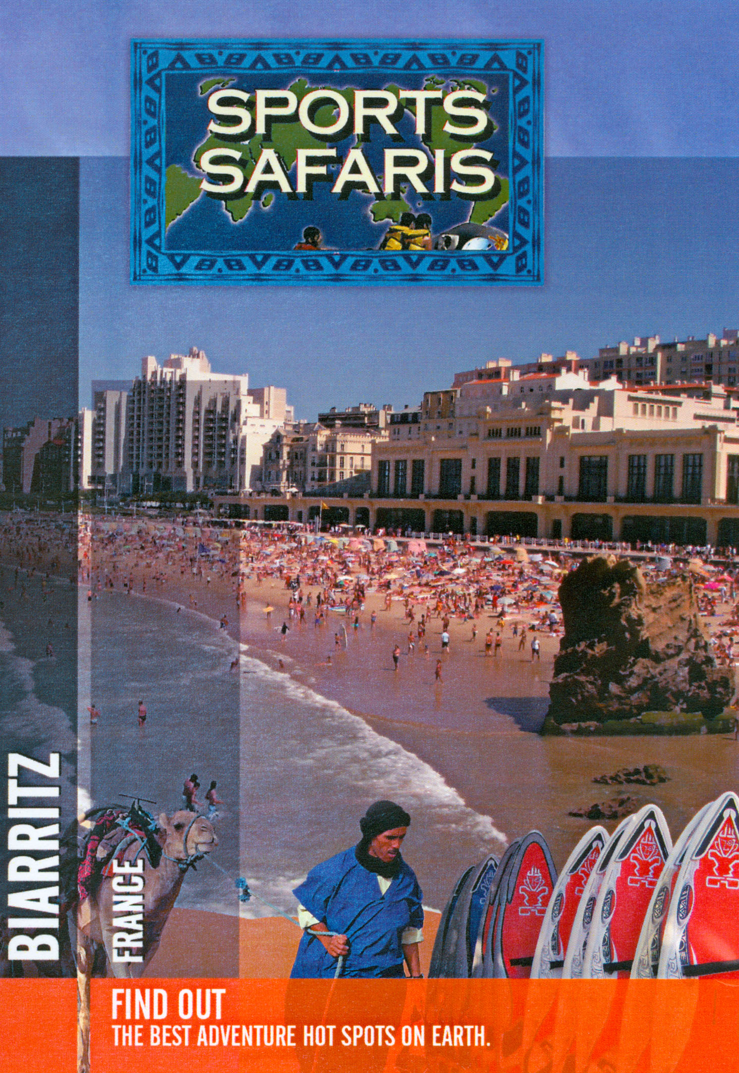 Sports Safaris: Biarritz - France