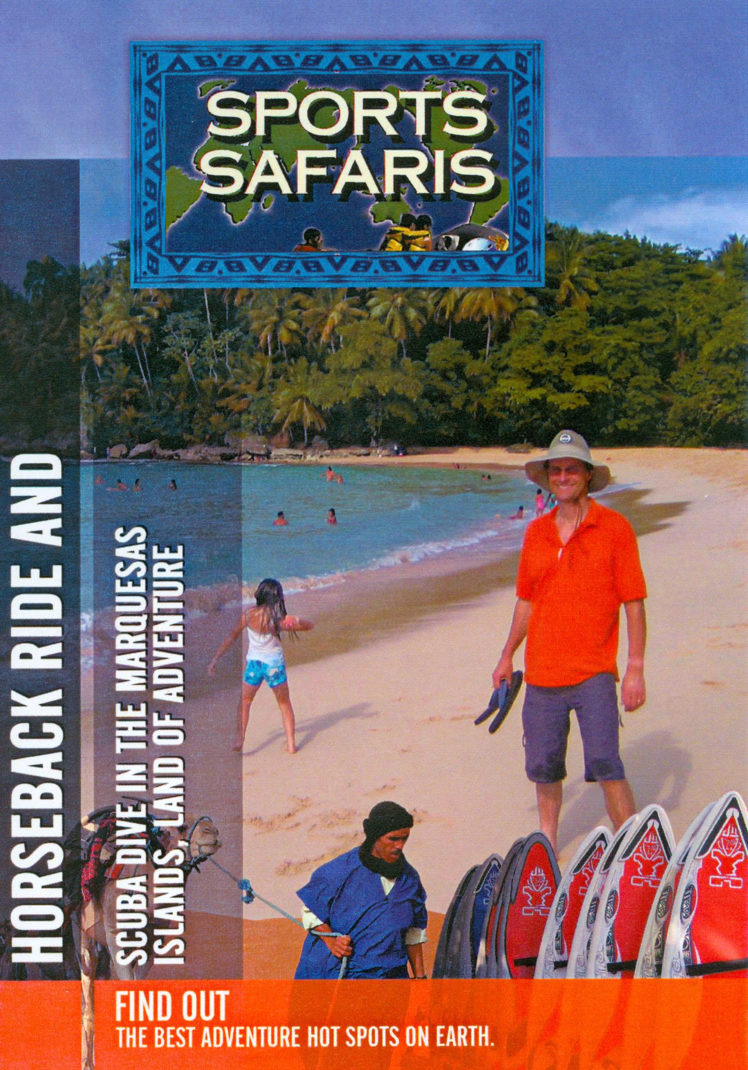 Sports Safaris: Horseback Ride and Scuba Dive in the Marquesas Islands, Land of Adventure
