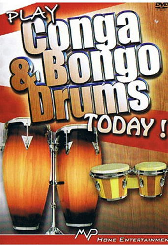 Play Conga and Bongo Drums Today