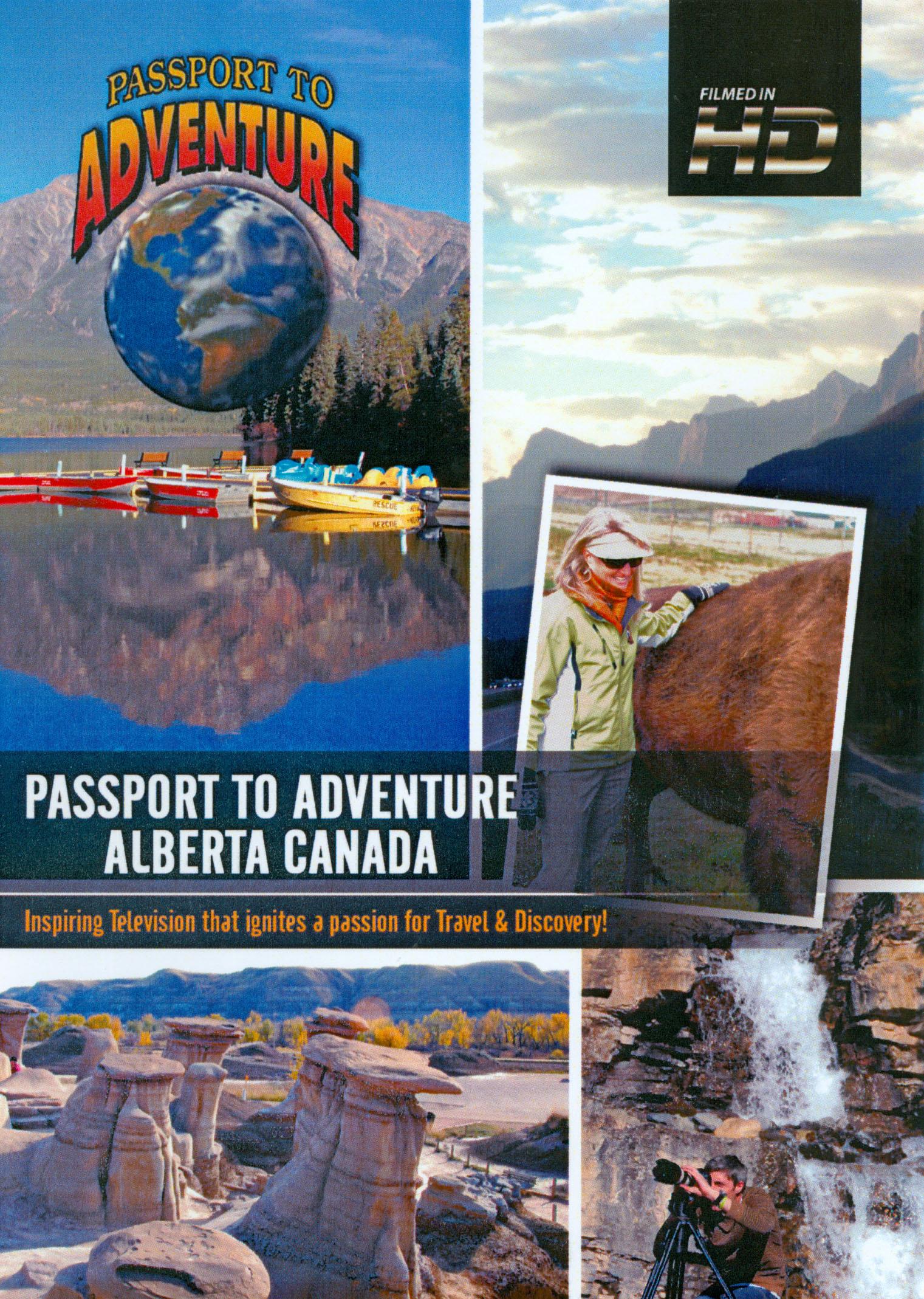 Passport to Adventure: Alberta Canada
