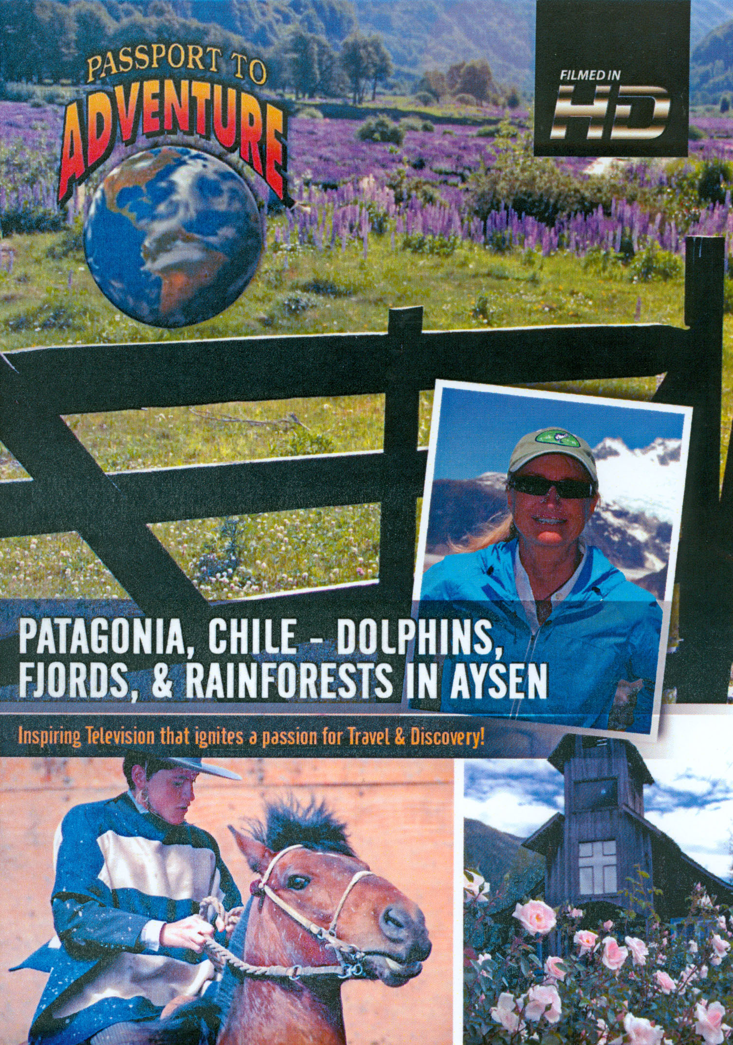Passport to Adventure: Patagonia, Chile - Dolphins, Fjords, & Rainforests in Aysen