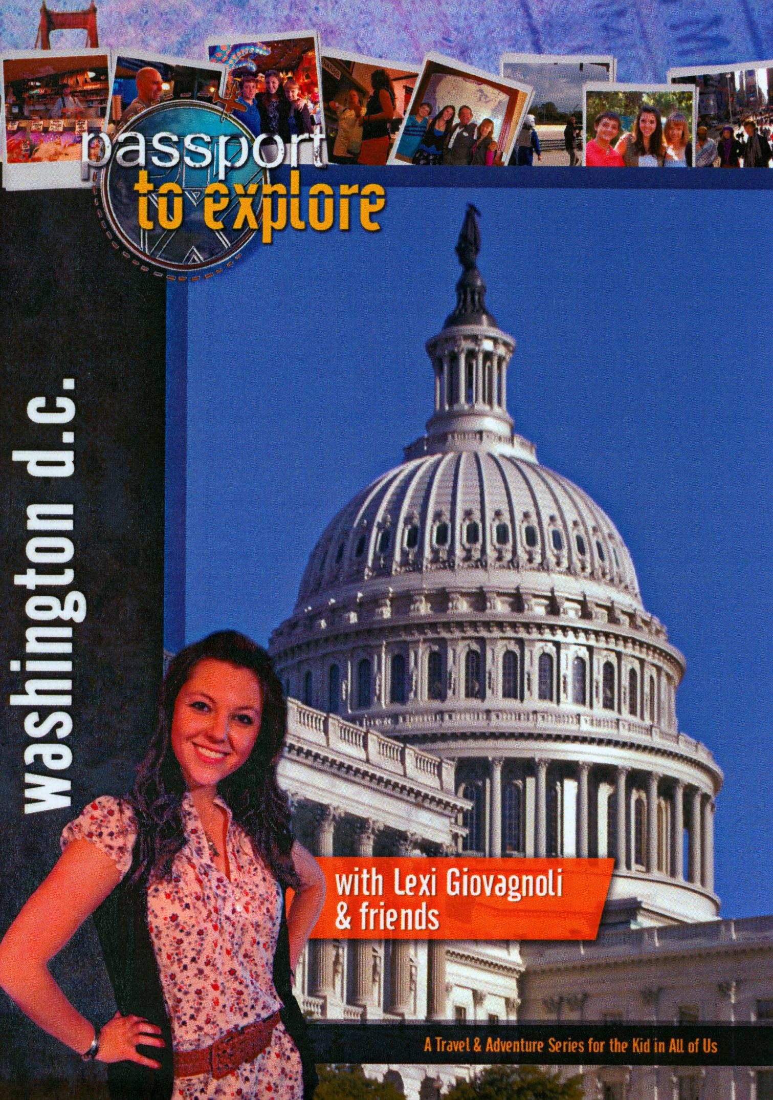 Passport to Explore: Washington D.C.