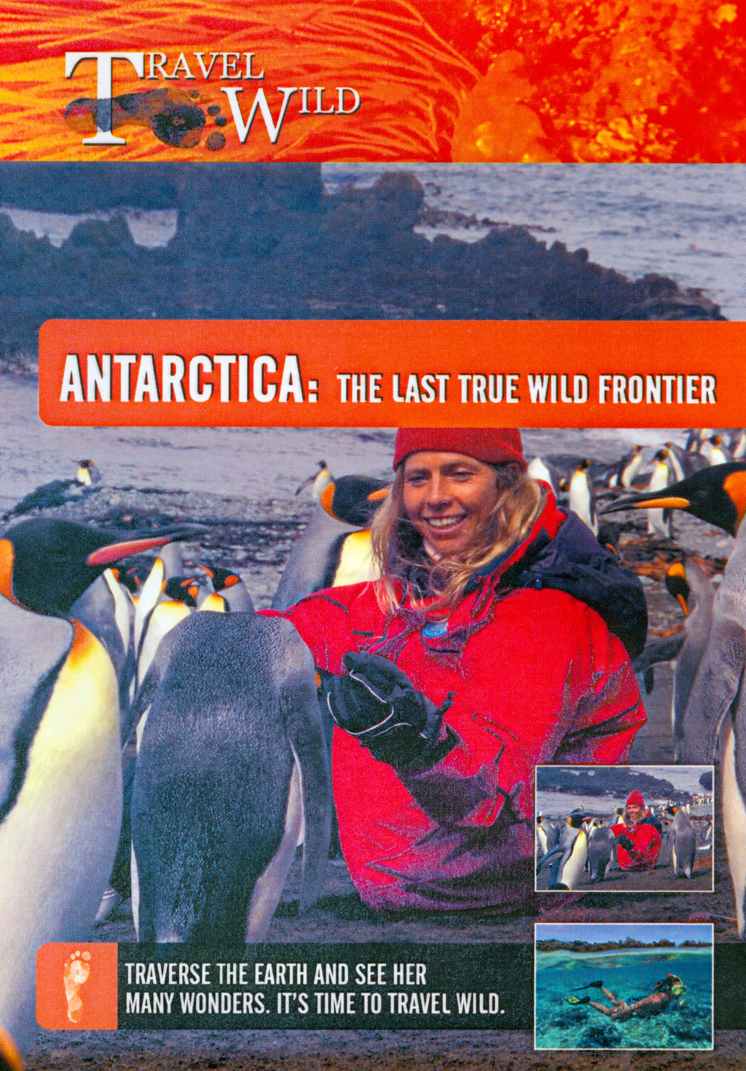Travel Wild: Antarctica - The Last True Wild Frontier