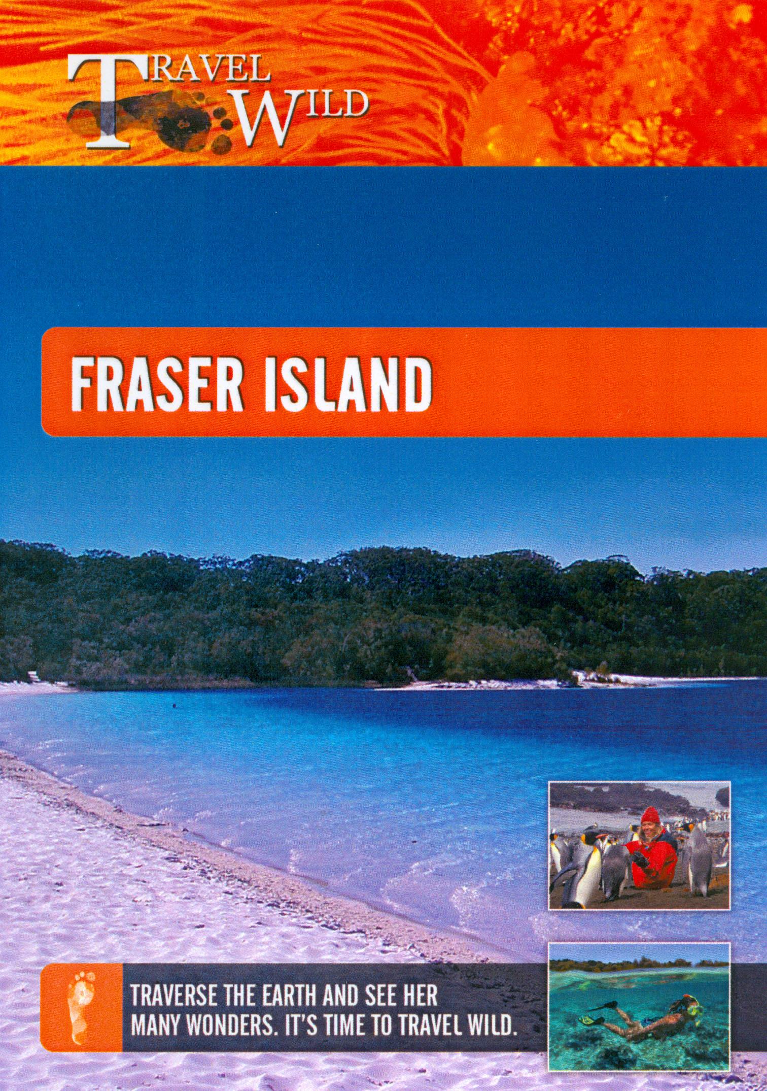 Travel Wild: Fraser Island