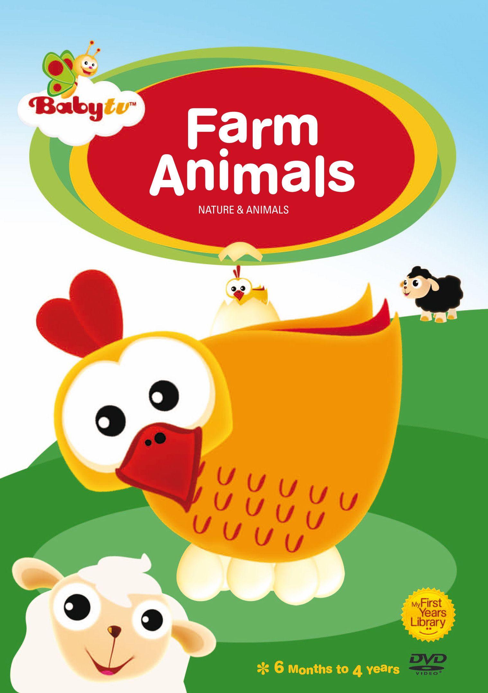 Baby TV: Farm Animals