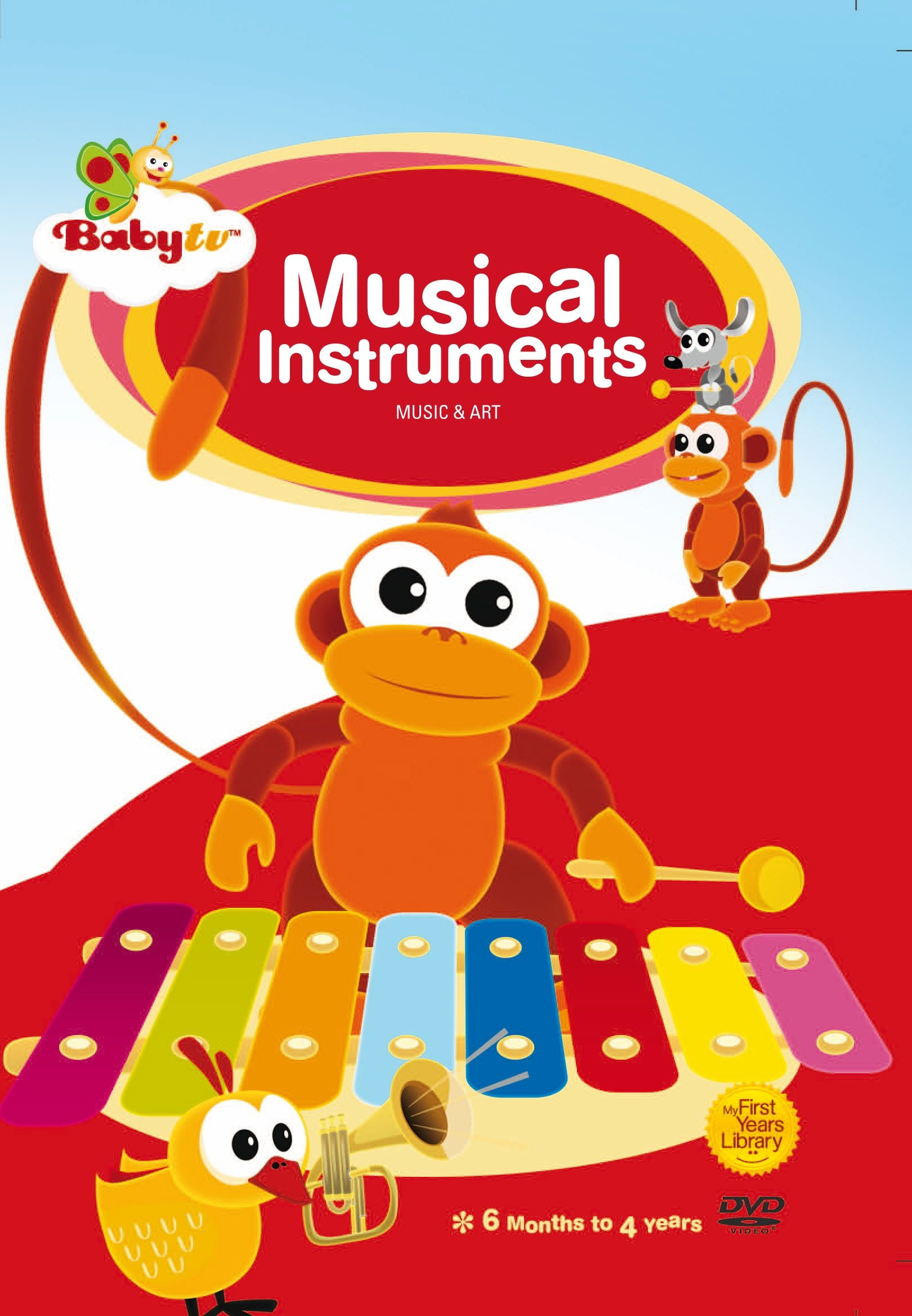 Baby TV: Musical Instruments