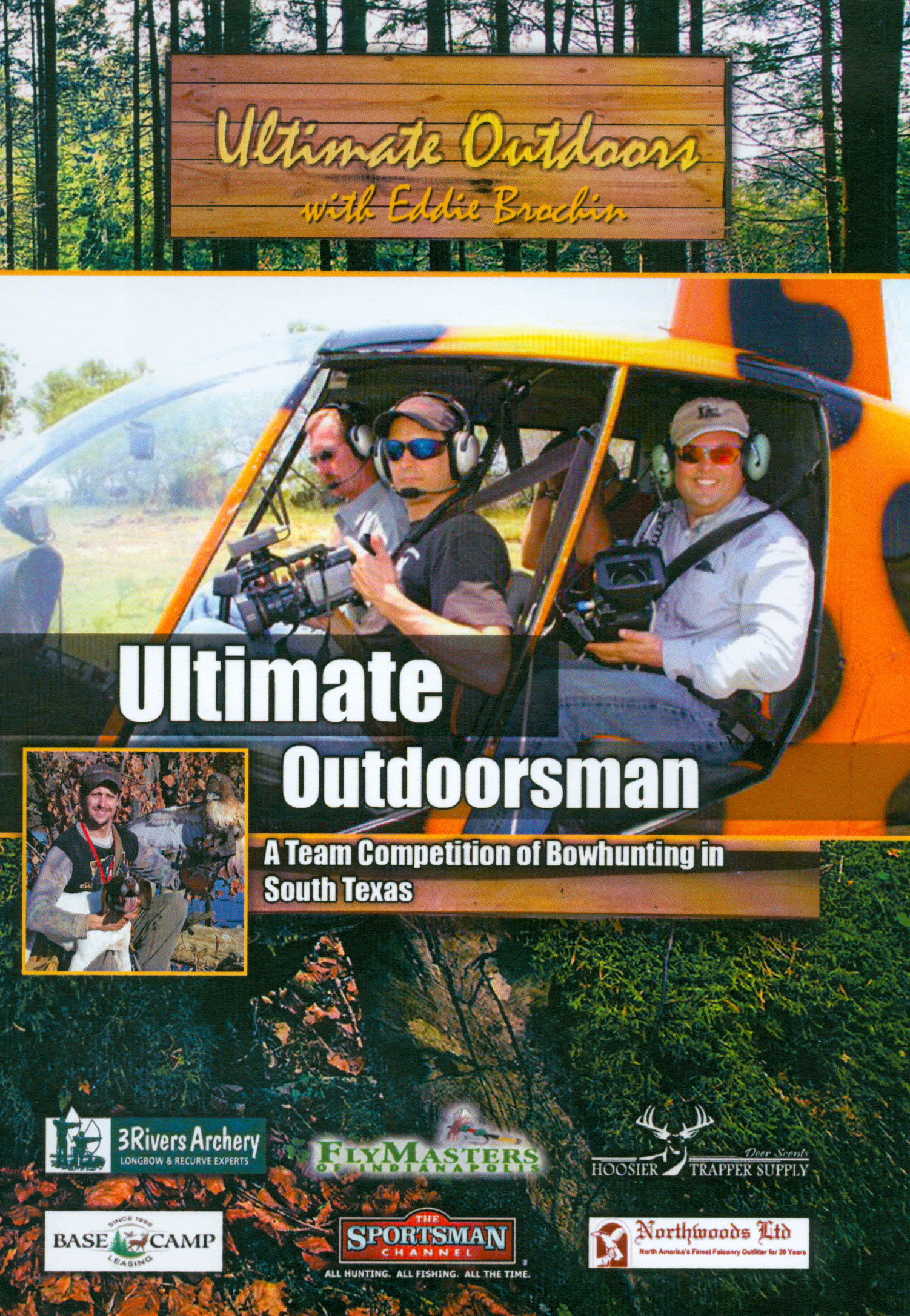 Ultimate Outdoors With Eddie Brochin: Ultimate Outdoorsman