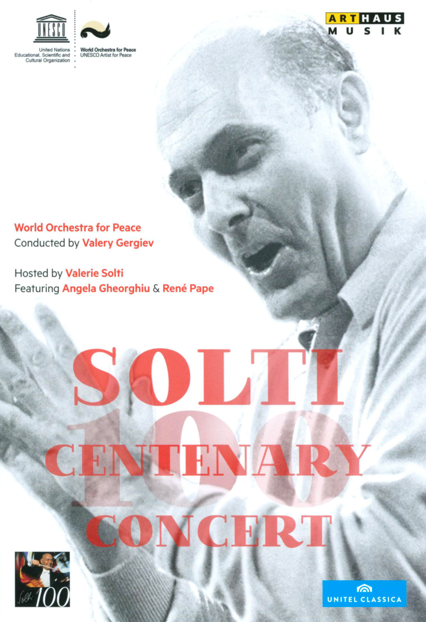 World Orchestra for Peace: Solti Centenary Concert