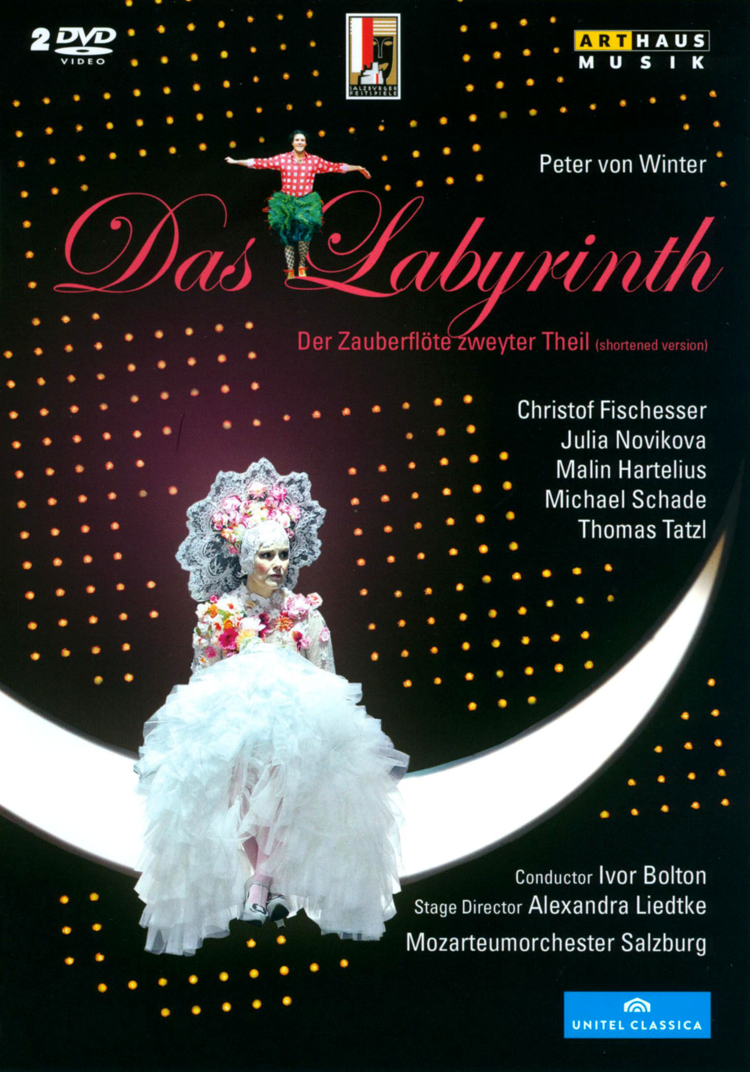 Das Labyrinth (Part Two of The Magic Flute)