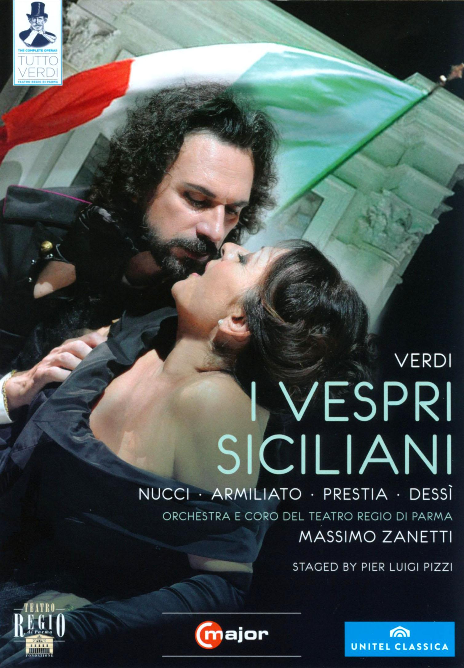 I Vespri Siciliani (Teatro Regio di Parma)