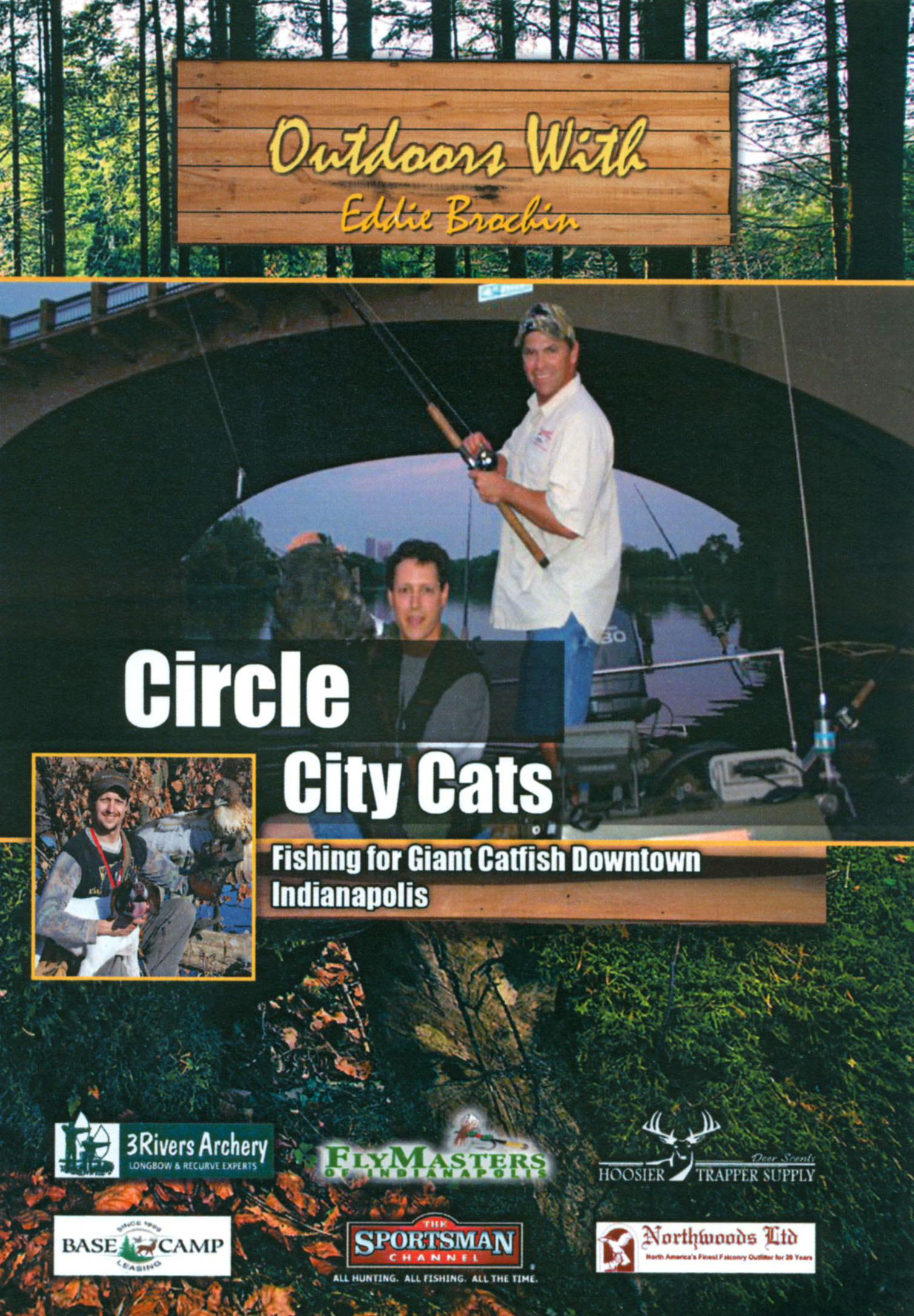 Outdoors With Eddie Brochin: Circle City Cats