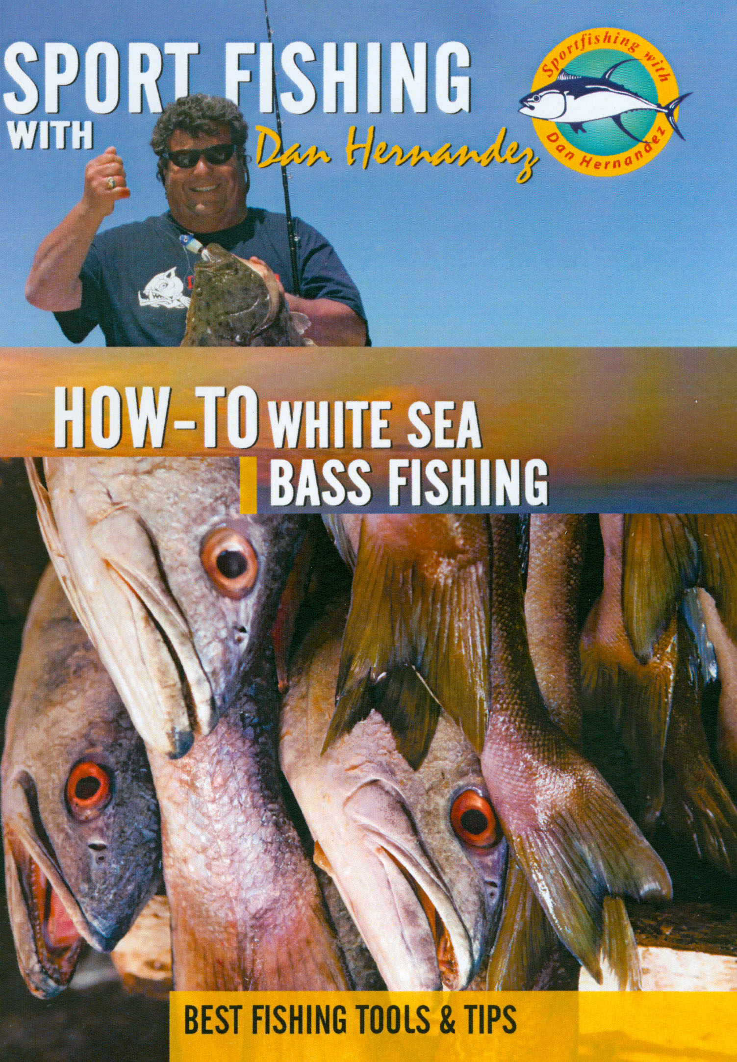 Sport Fishing With Dan Hernandez: How-To White Sea Bass Fishing