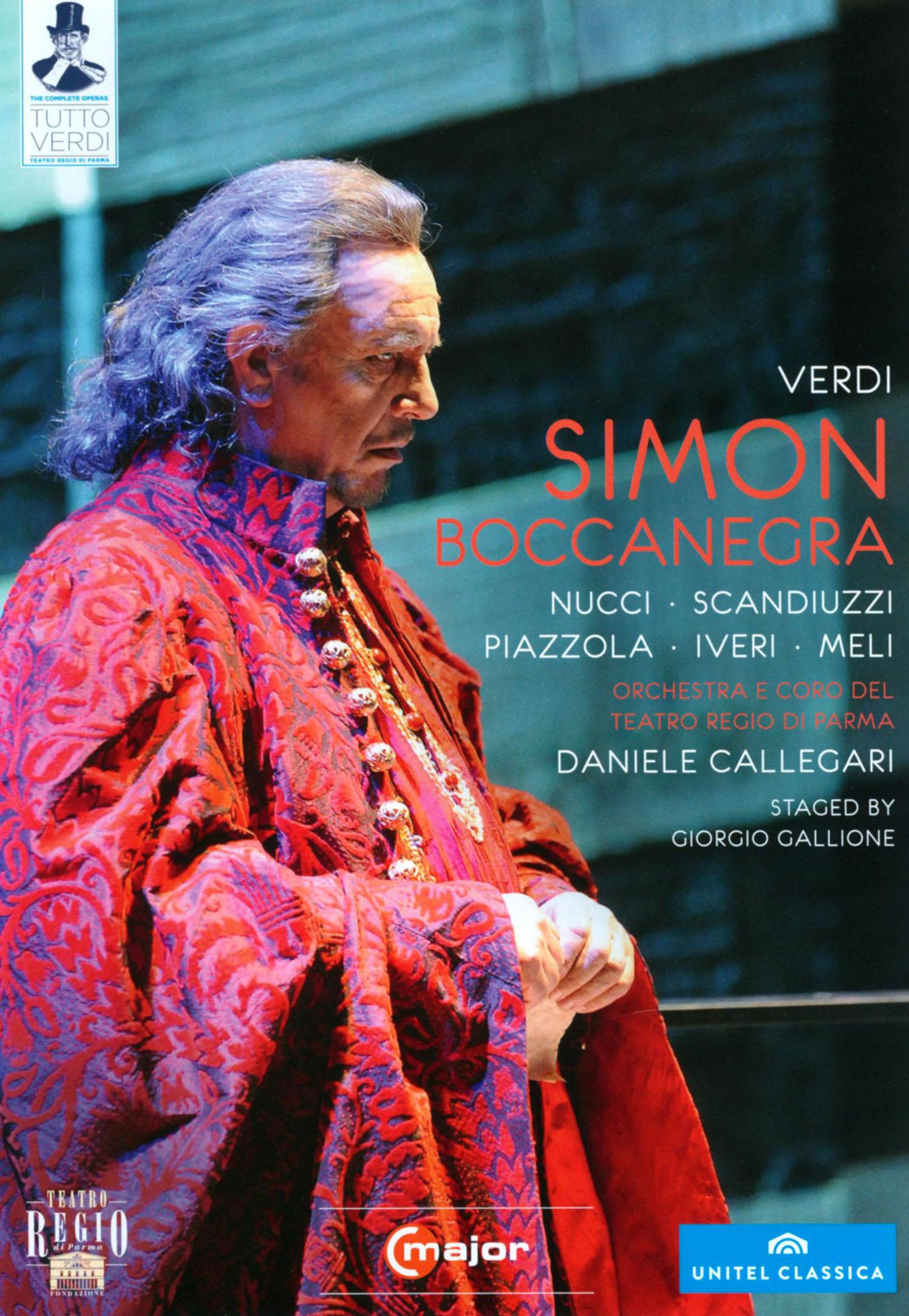 Simon Boccanegra (Teatro Regio di Parma)