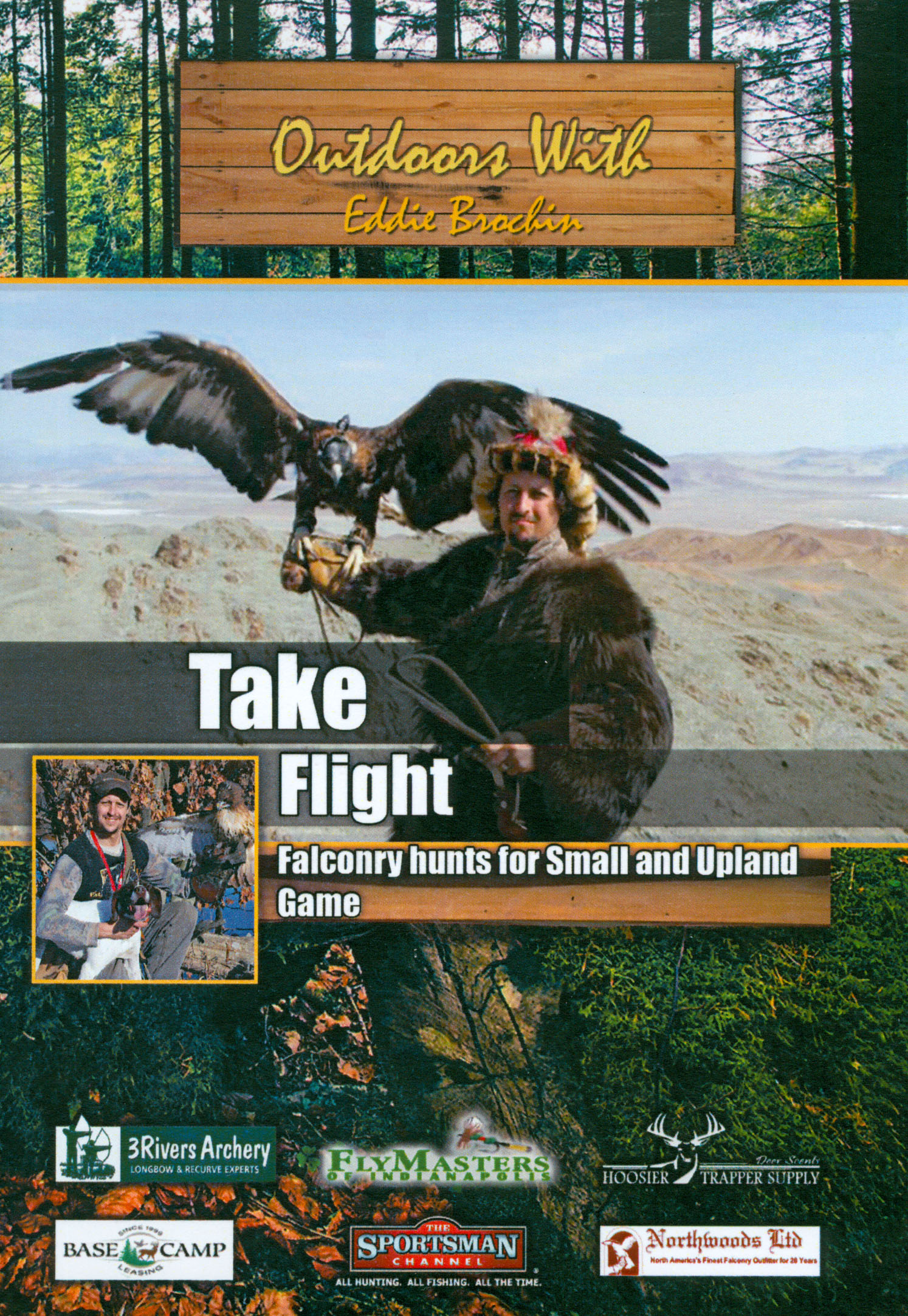Outdoors With Eddie Brochin: Take Flight