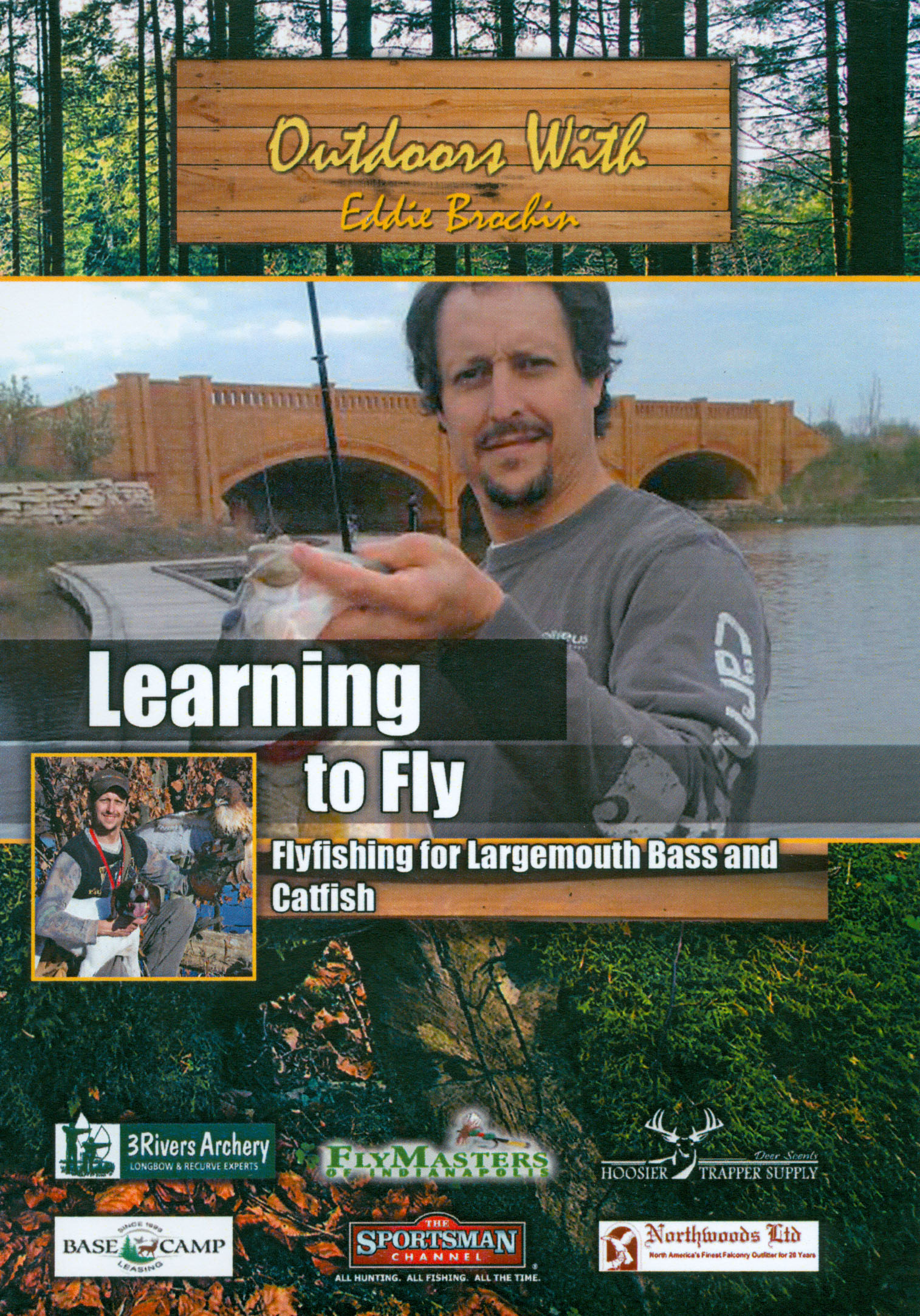Outdoors With Eddie Brochin: Learning to Fly