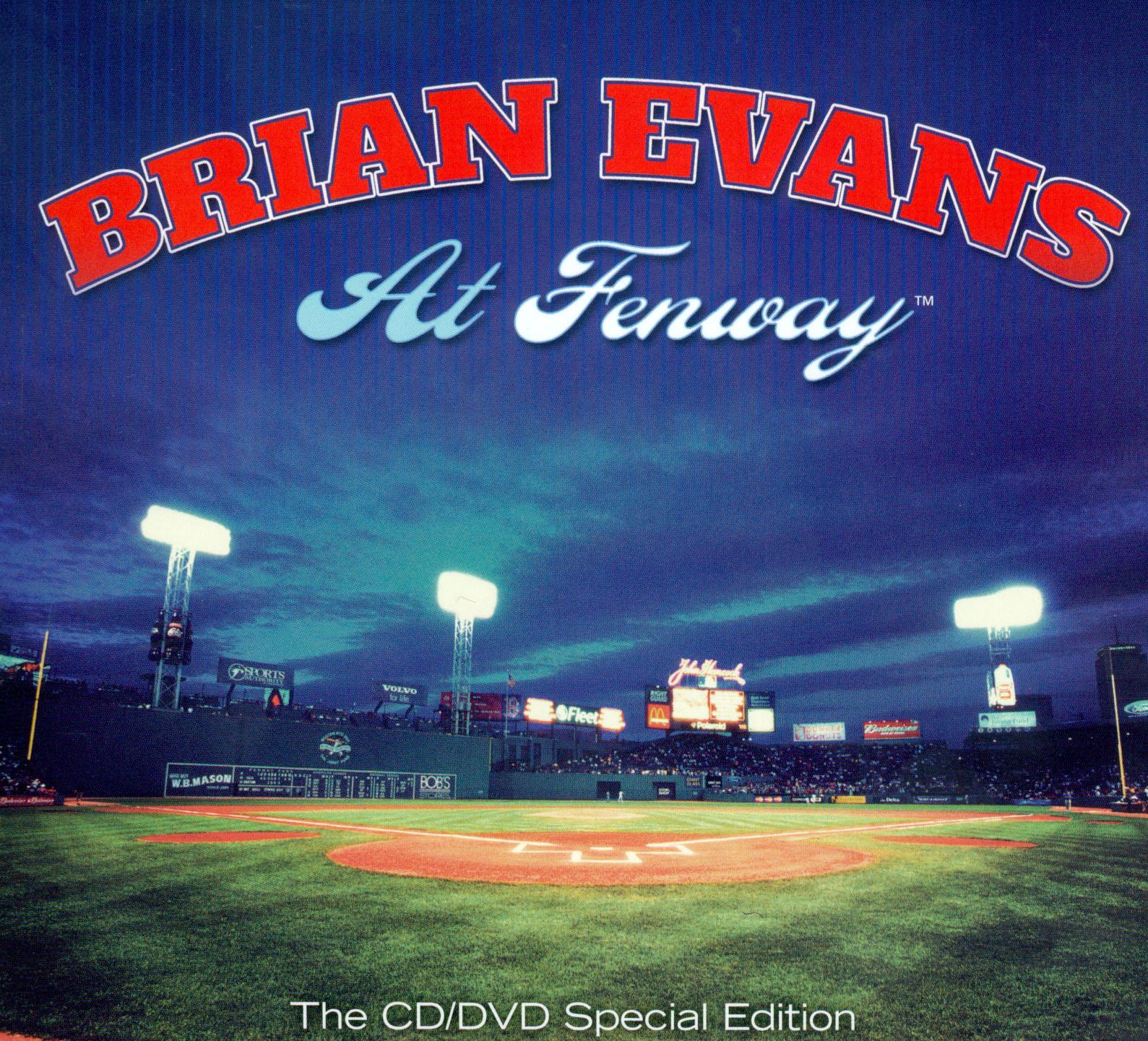 Brian Evans: At Fenway