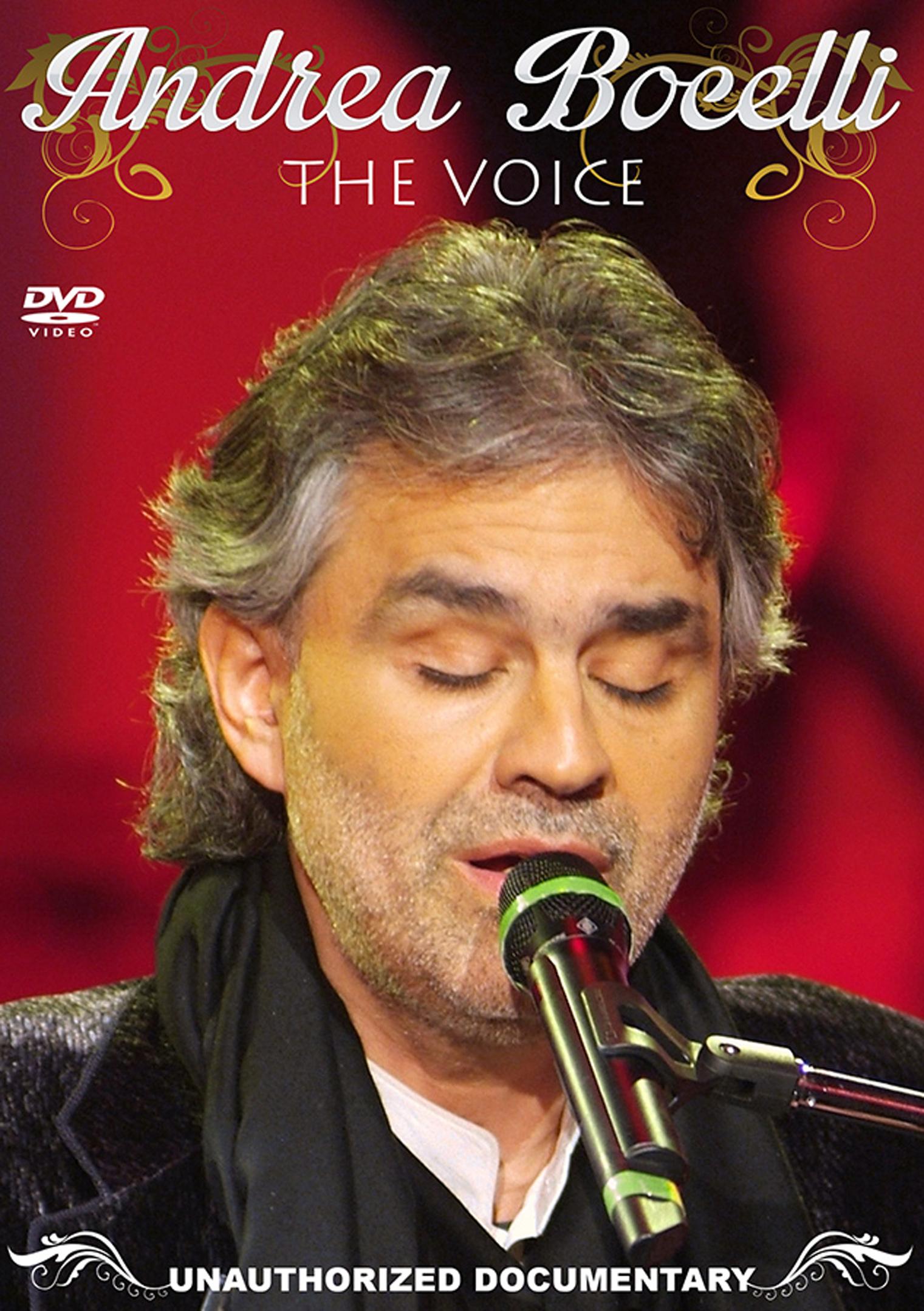 Andrea Bocelli: The Voice - Unauthorized