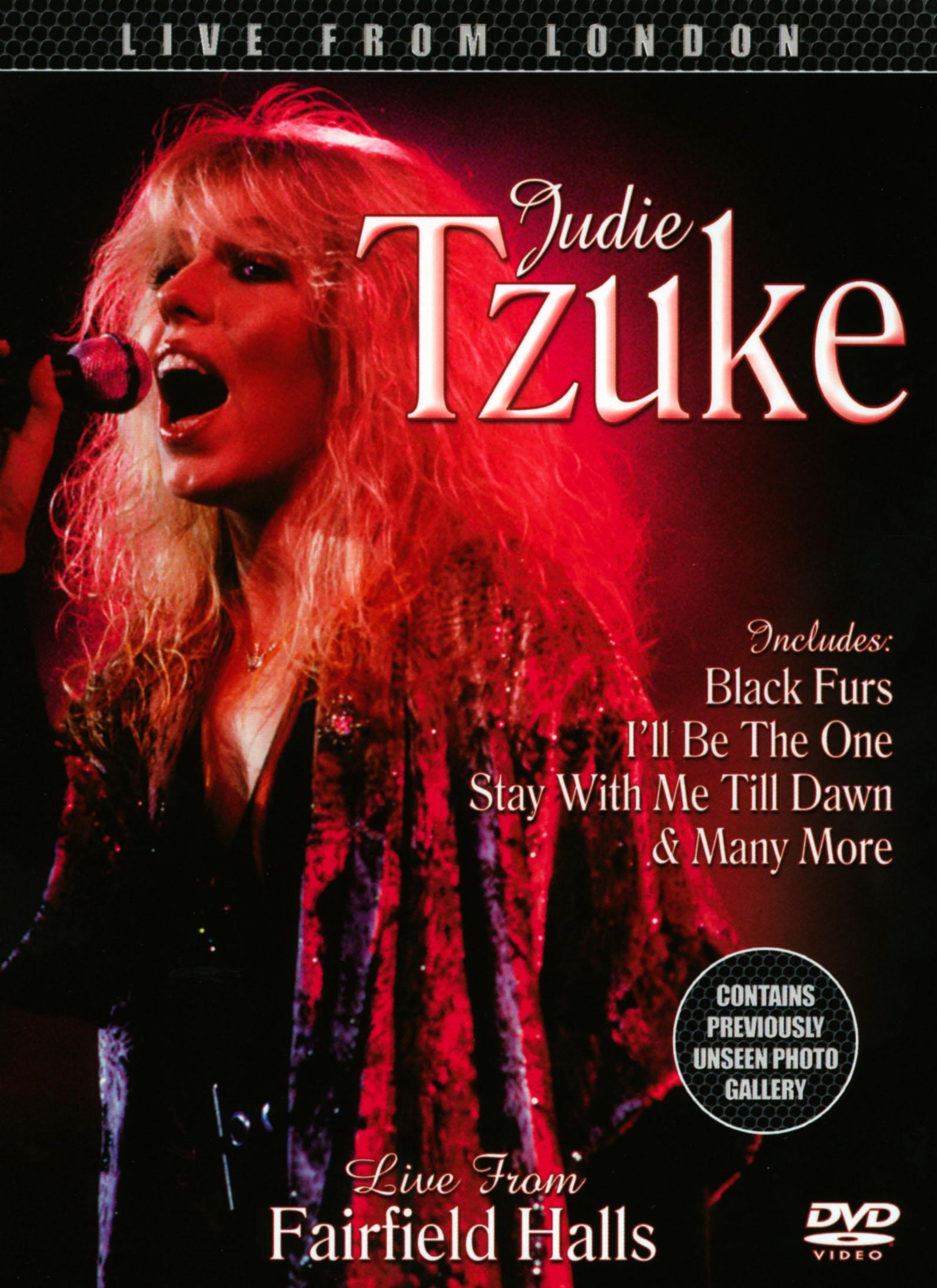 Judie Tzuke: Live from London - Fairfield Halls