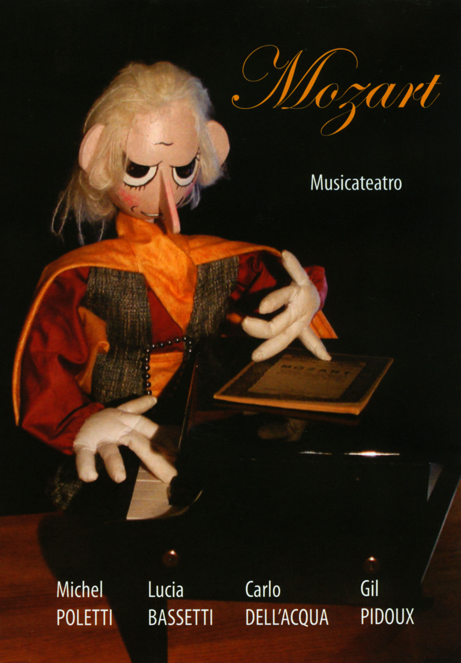 Musicateatro: Mozart