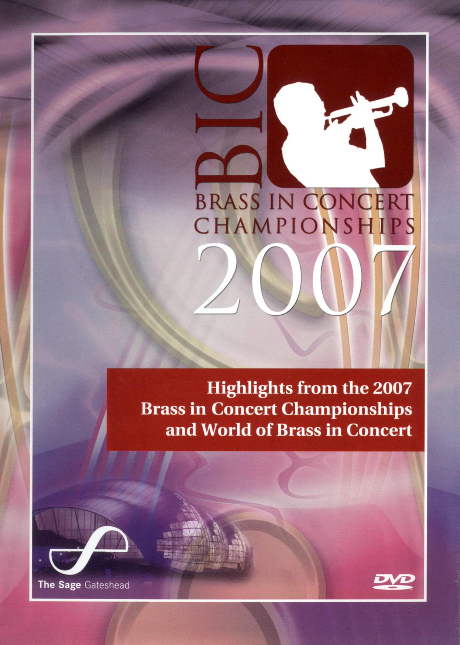 BIC - Brass in Concert Championships 2007