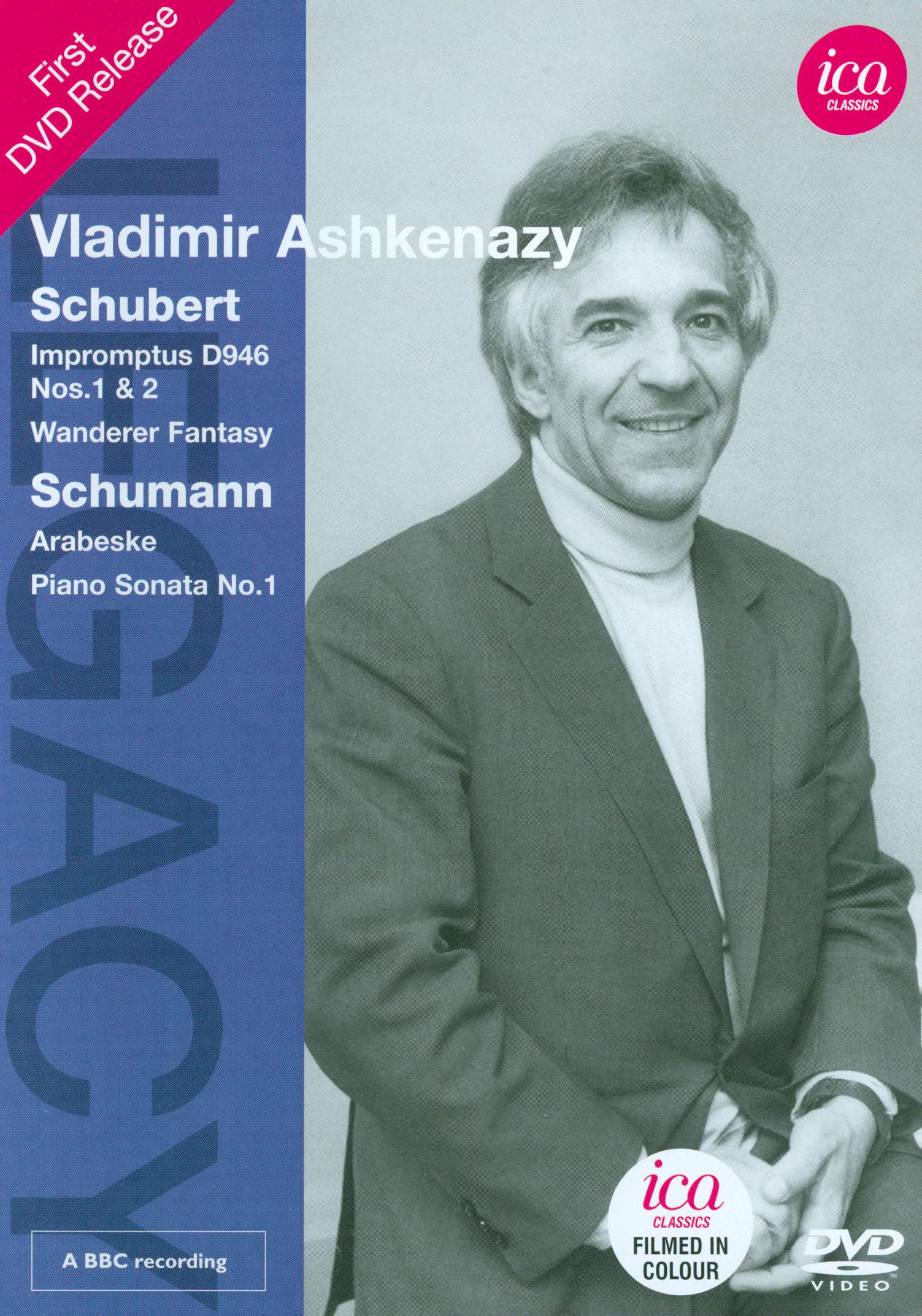 Vladimir Ashkenazy: Schubert/Schumann