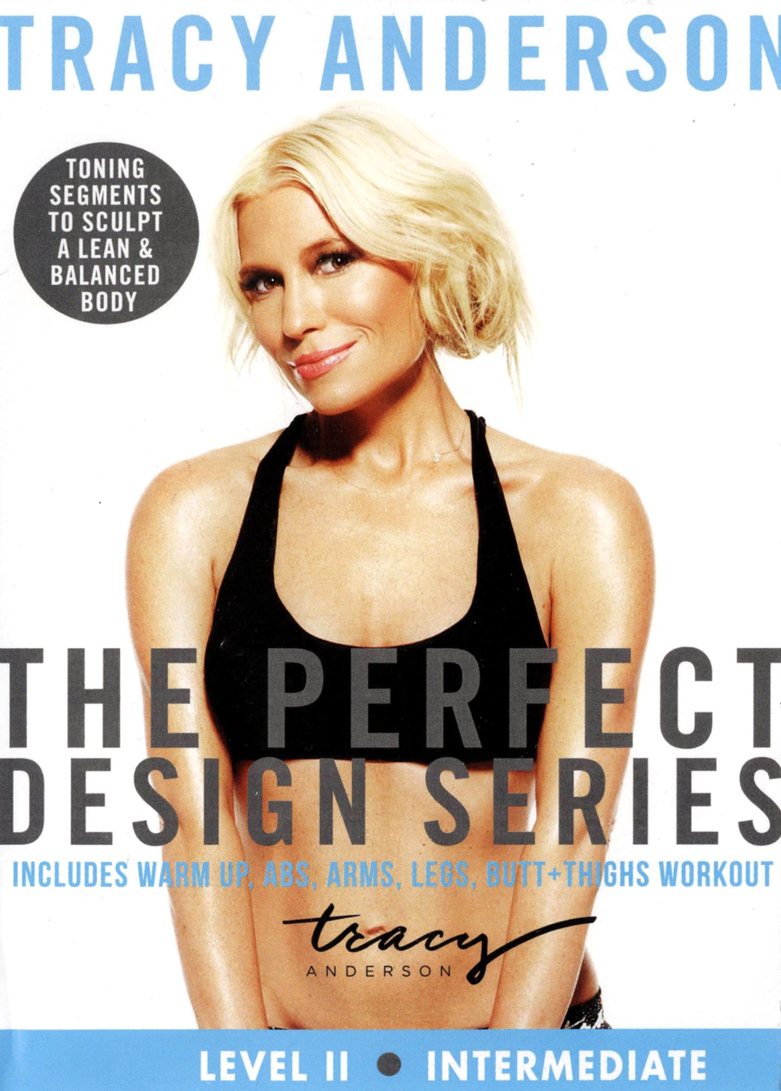 Tracy Anderson: The Perfect Design Series - Level II Intermediate