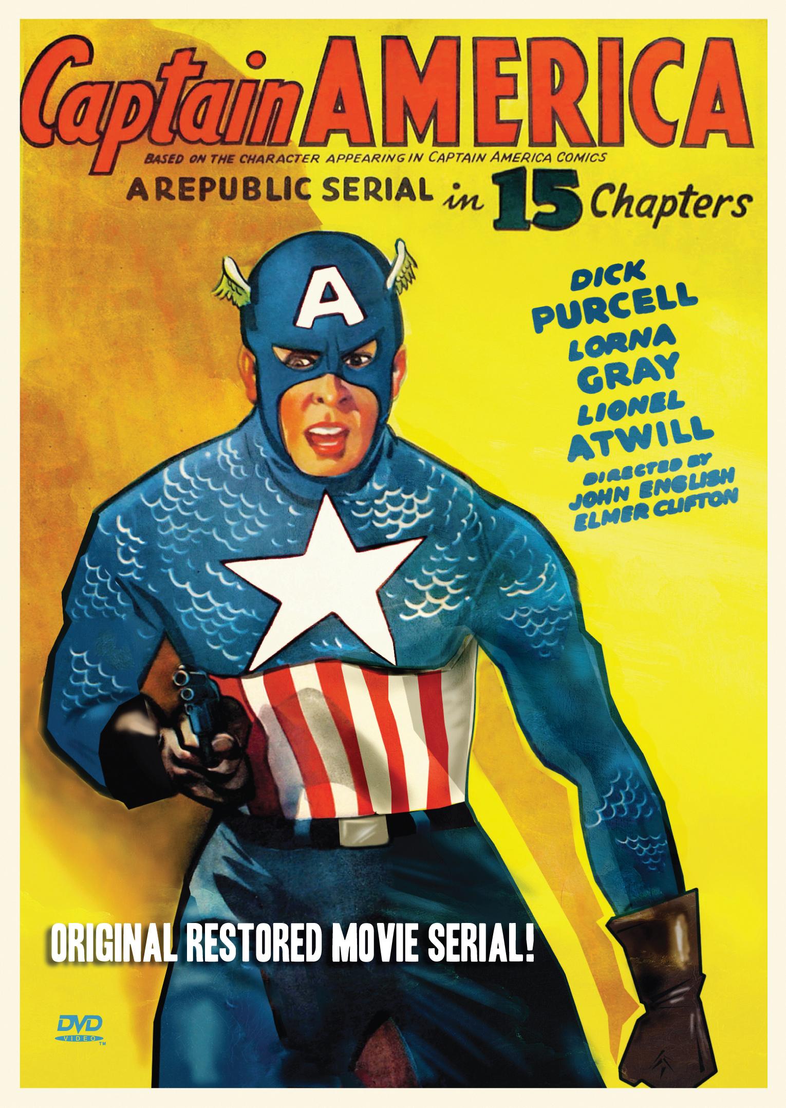 Captain America [Serial]