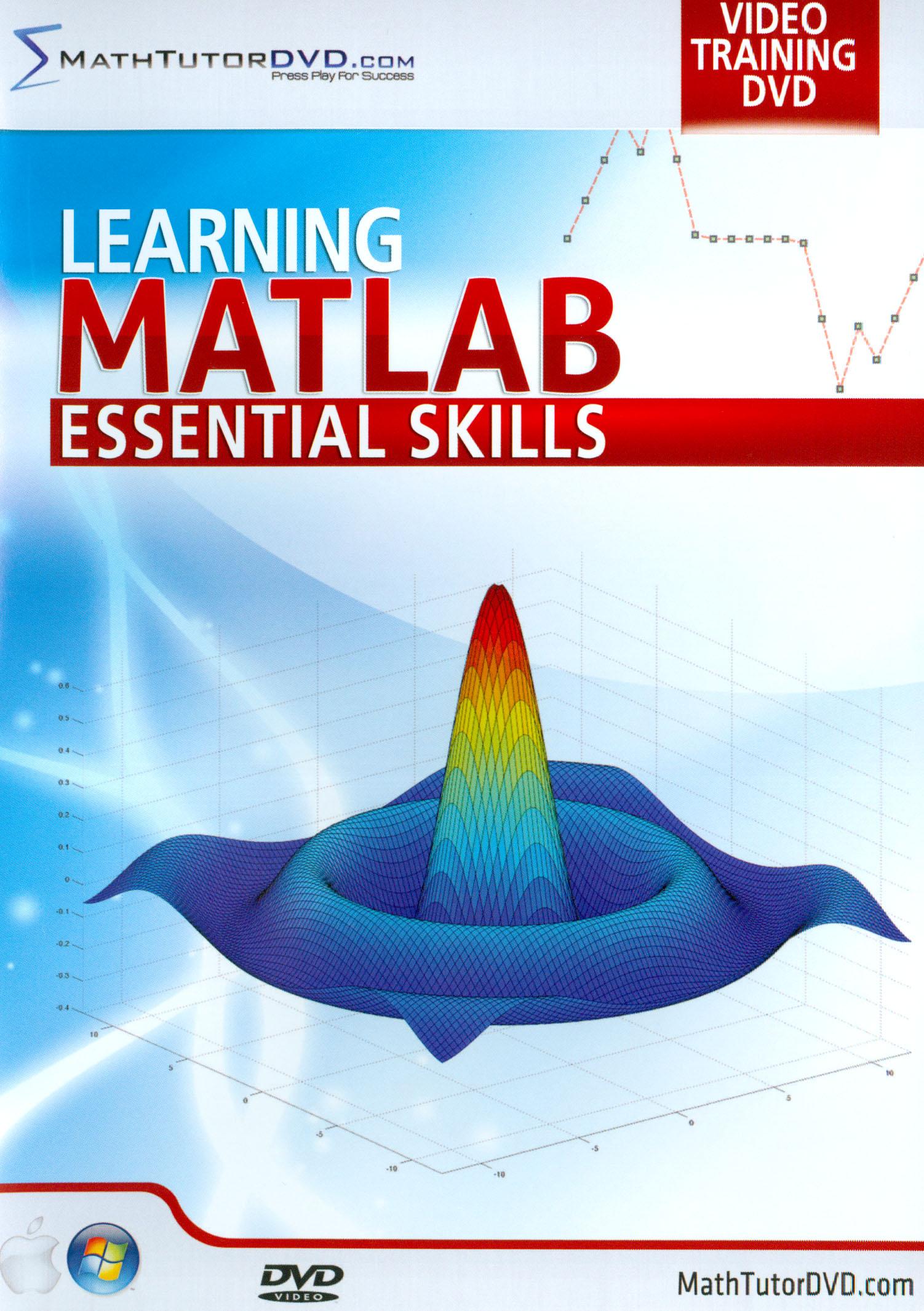 Learning Matlab Essential Skills