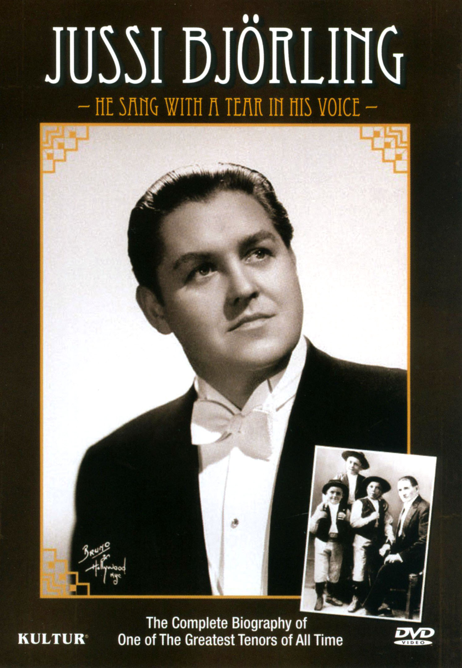 Jussi Björling: He Sang with a Tear in His Voice