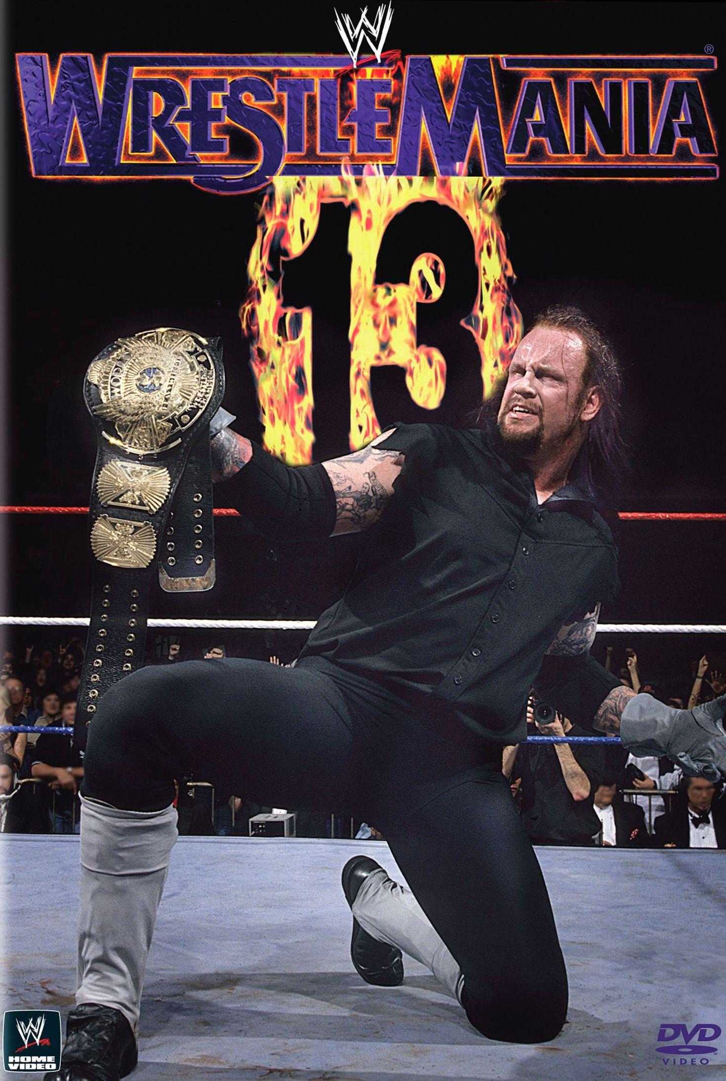 WWE: Wrestlemania XIII