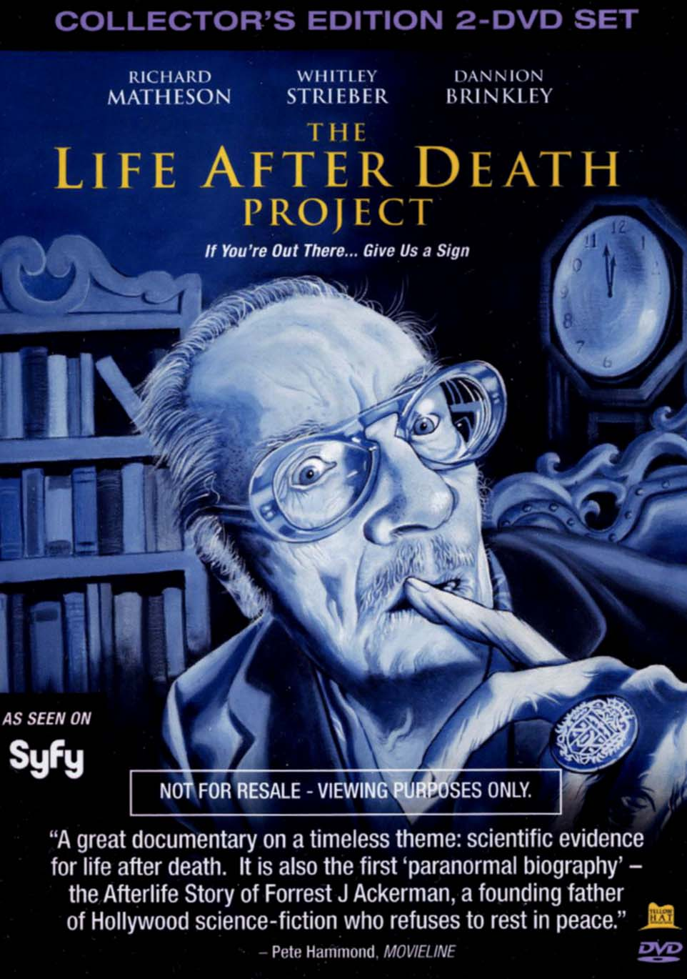 Life After Death Project