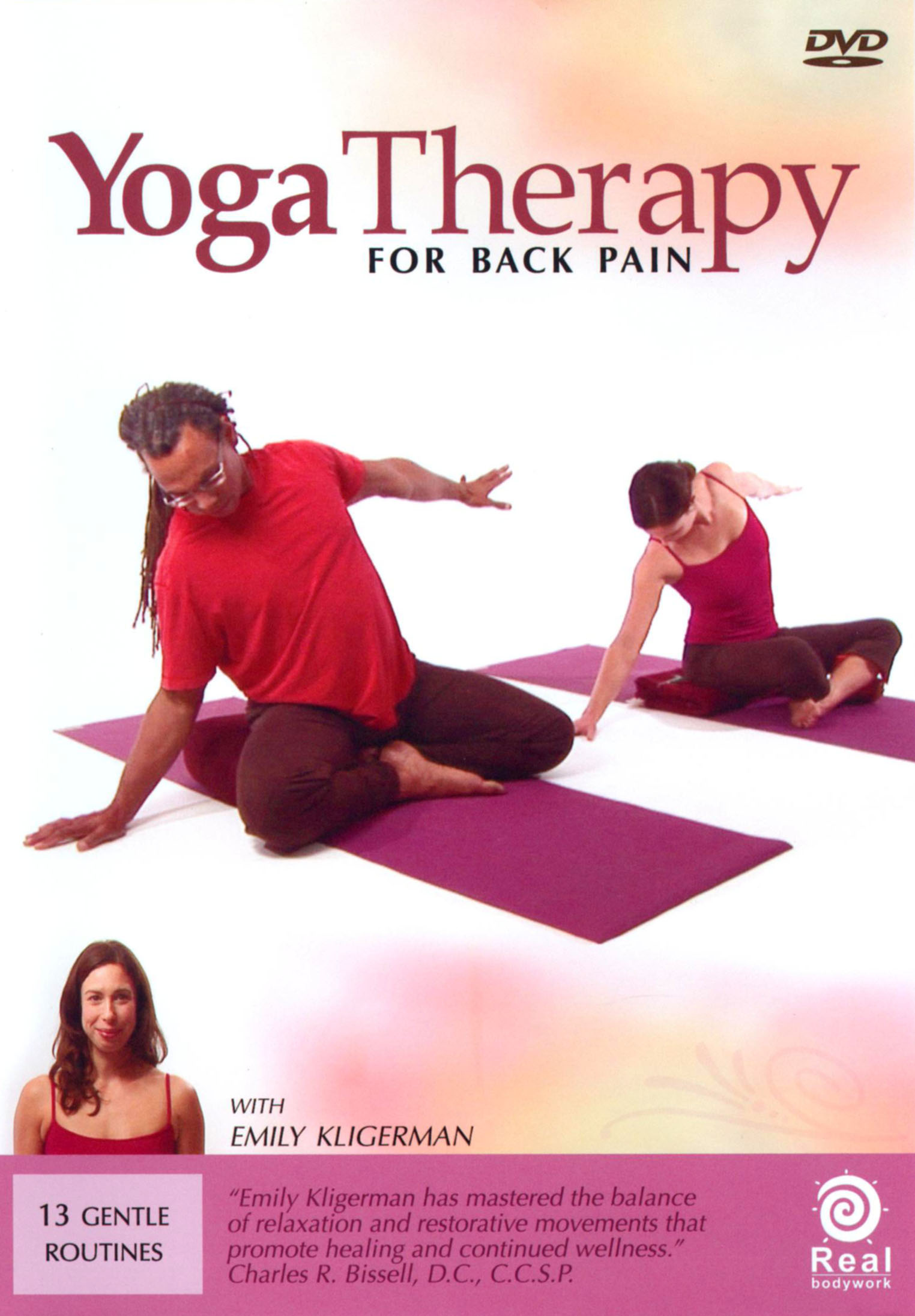 Yoga Therapy for Back Pain