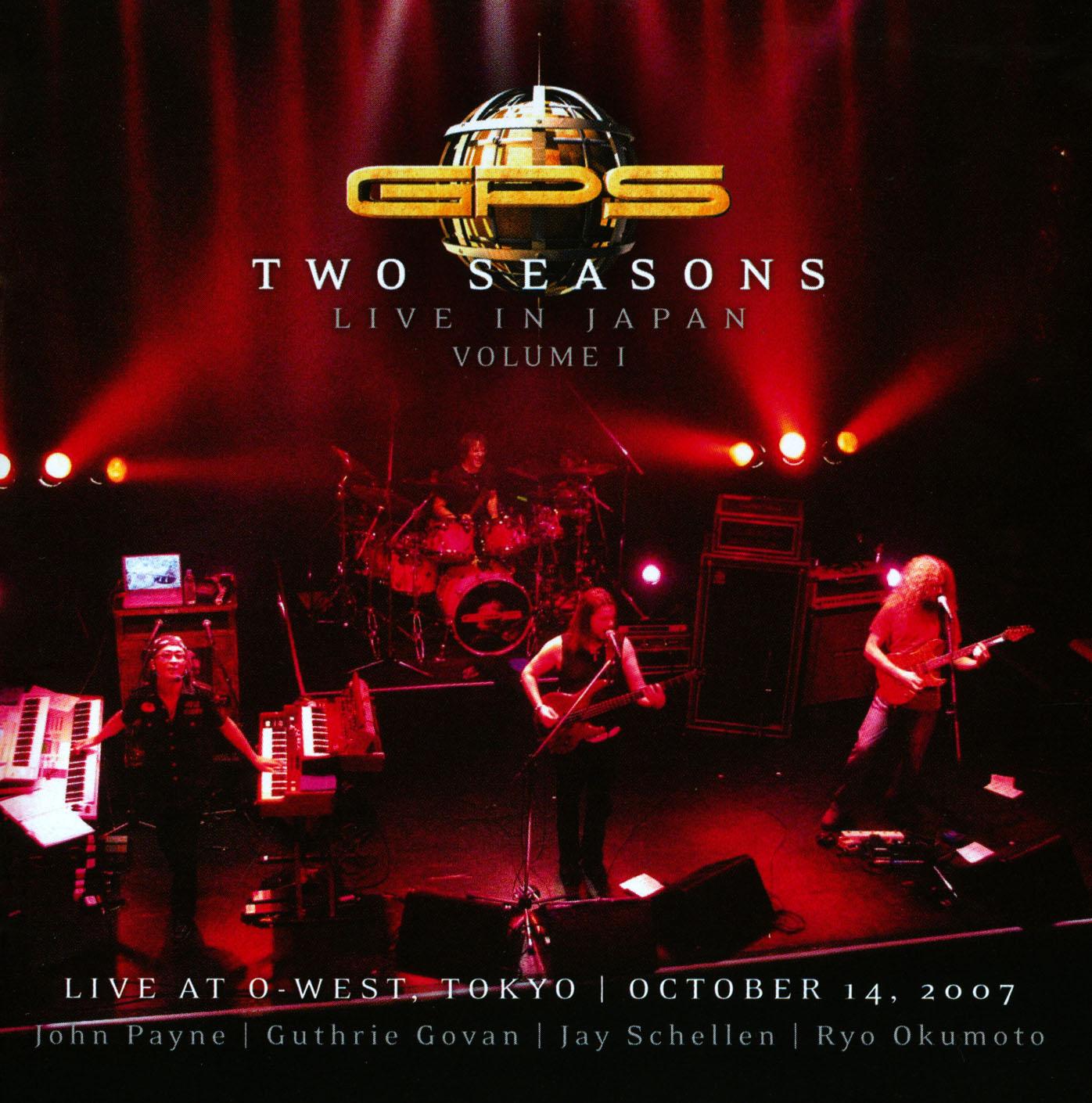 GPS: Two Seasons - Live in Japan, Vol. 1