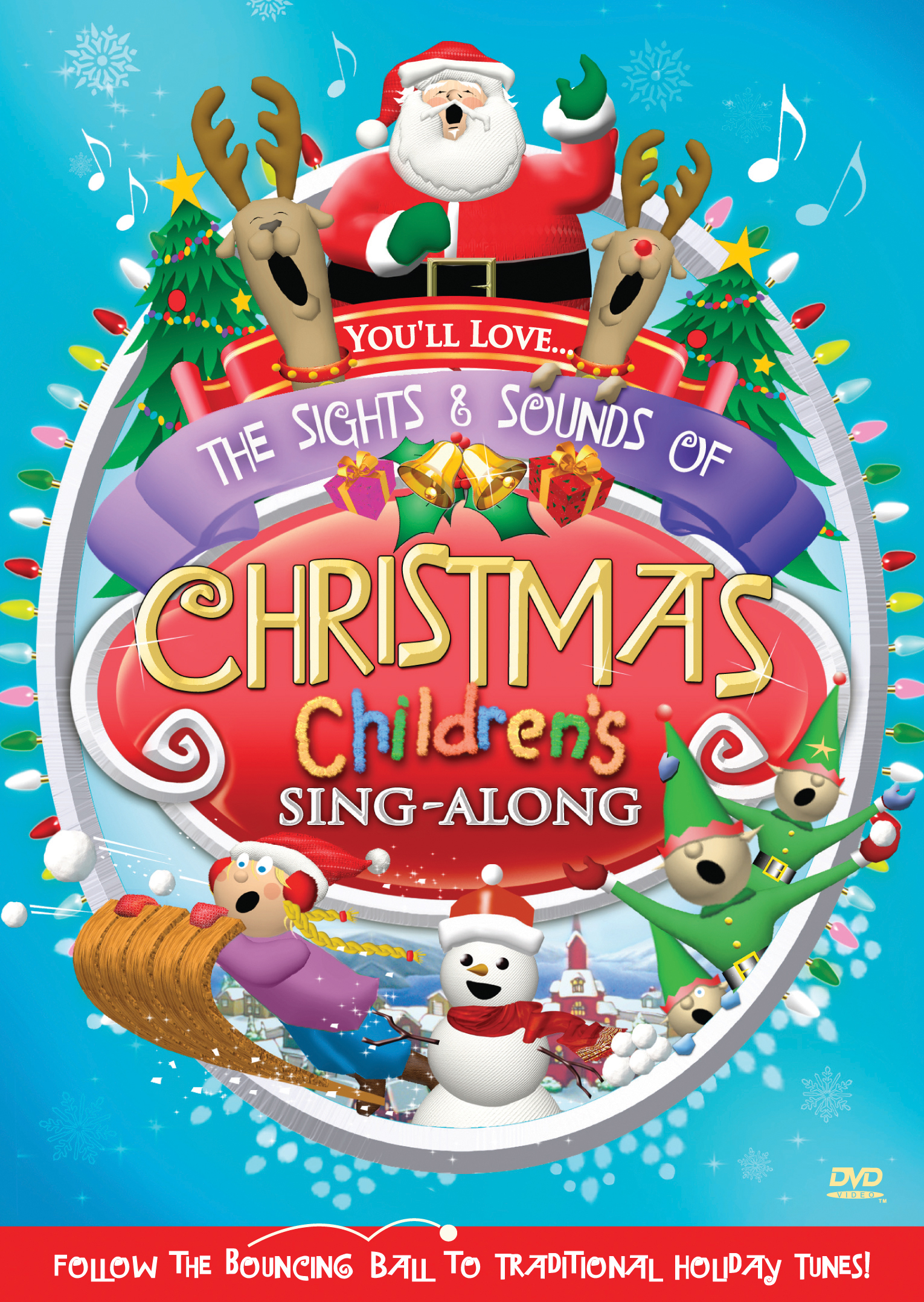 Sights & Sounds of Christmas: Children's Sing-Along