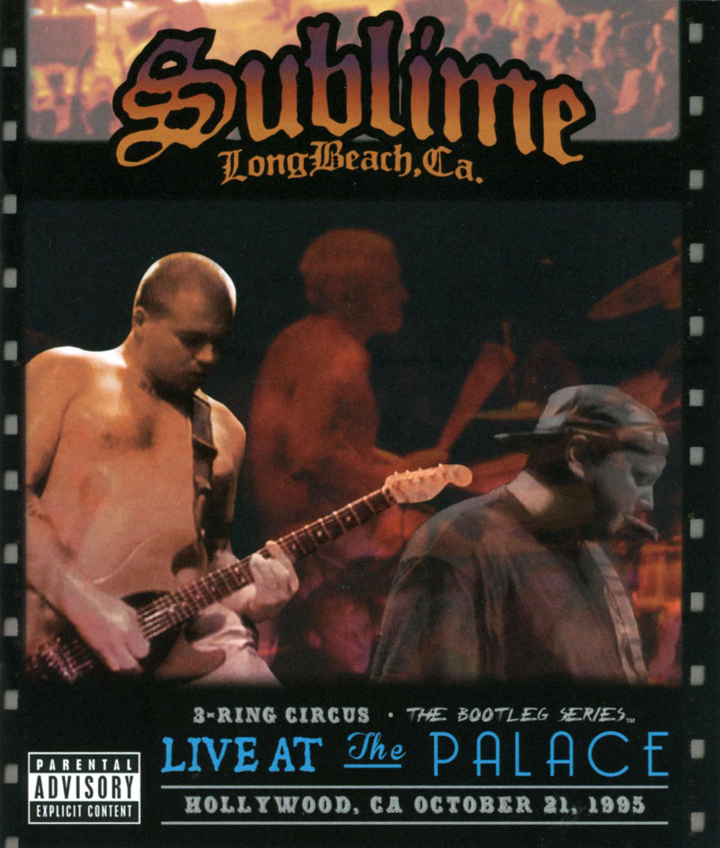 Sublime: 3 Ring Circus - Live at the Palace
