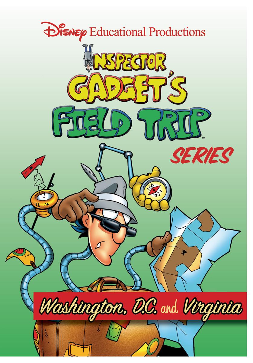 Inspector Gadget's Field Trip Series: Washington DC & Virginia