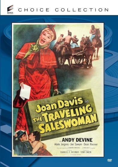 Traveling Saleswoman