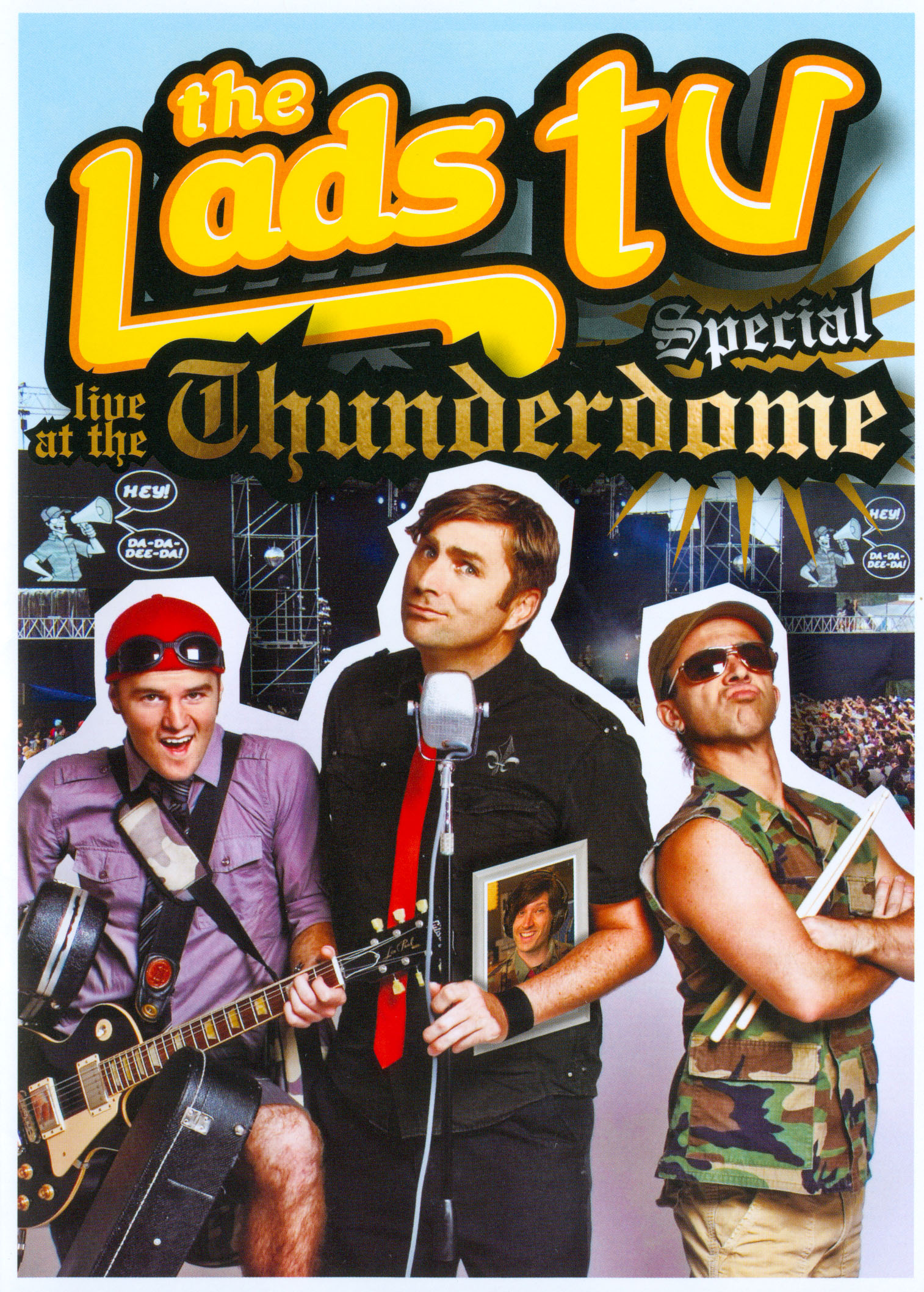 The Lads TV: Live at the Thunderdome