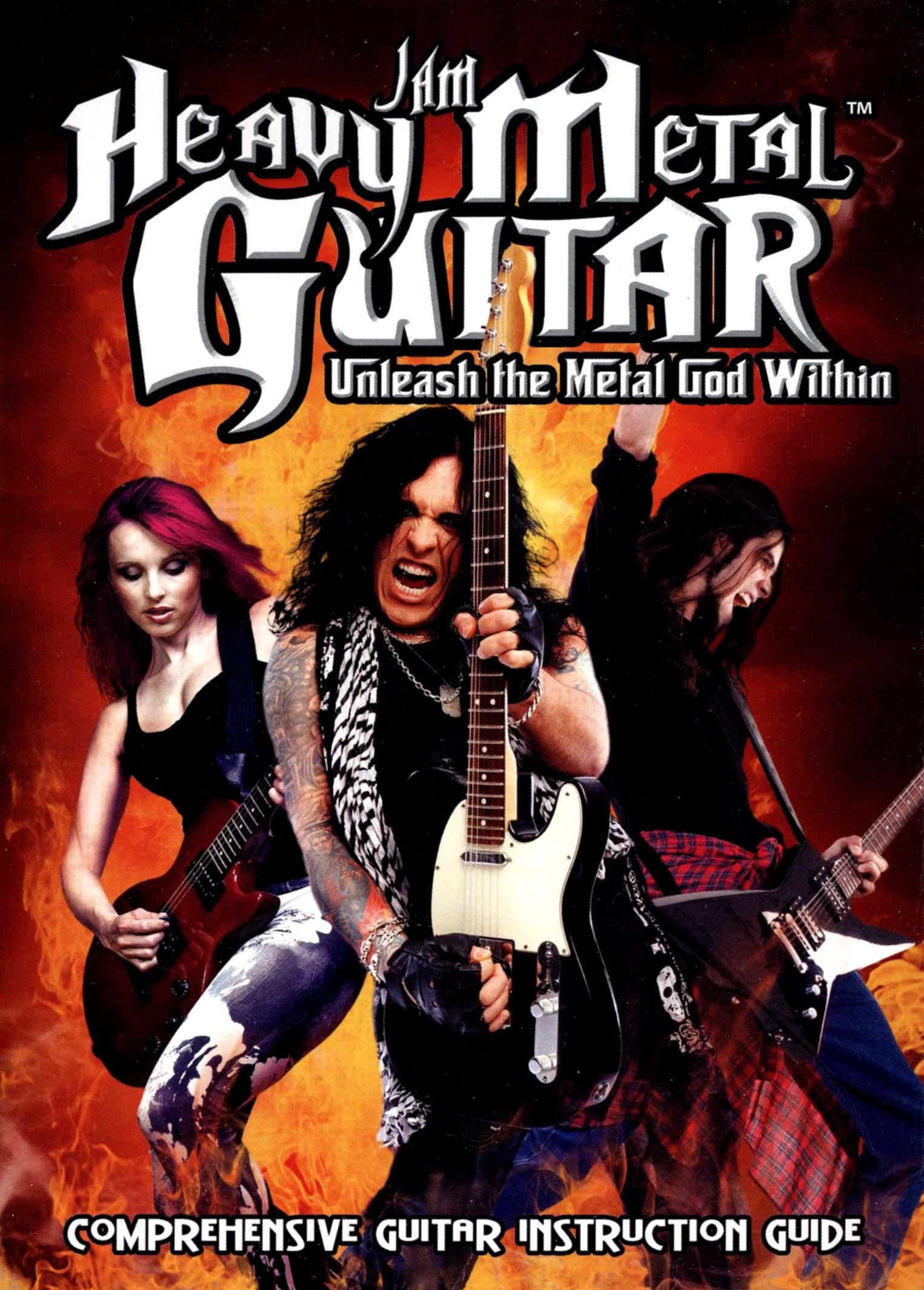 Jam Heavy Metal Guitar: Unleash the Metal God Within