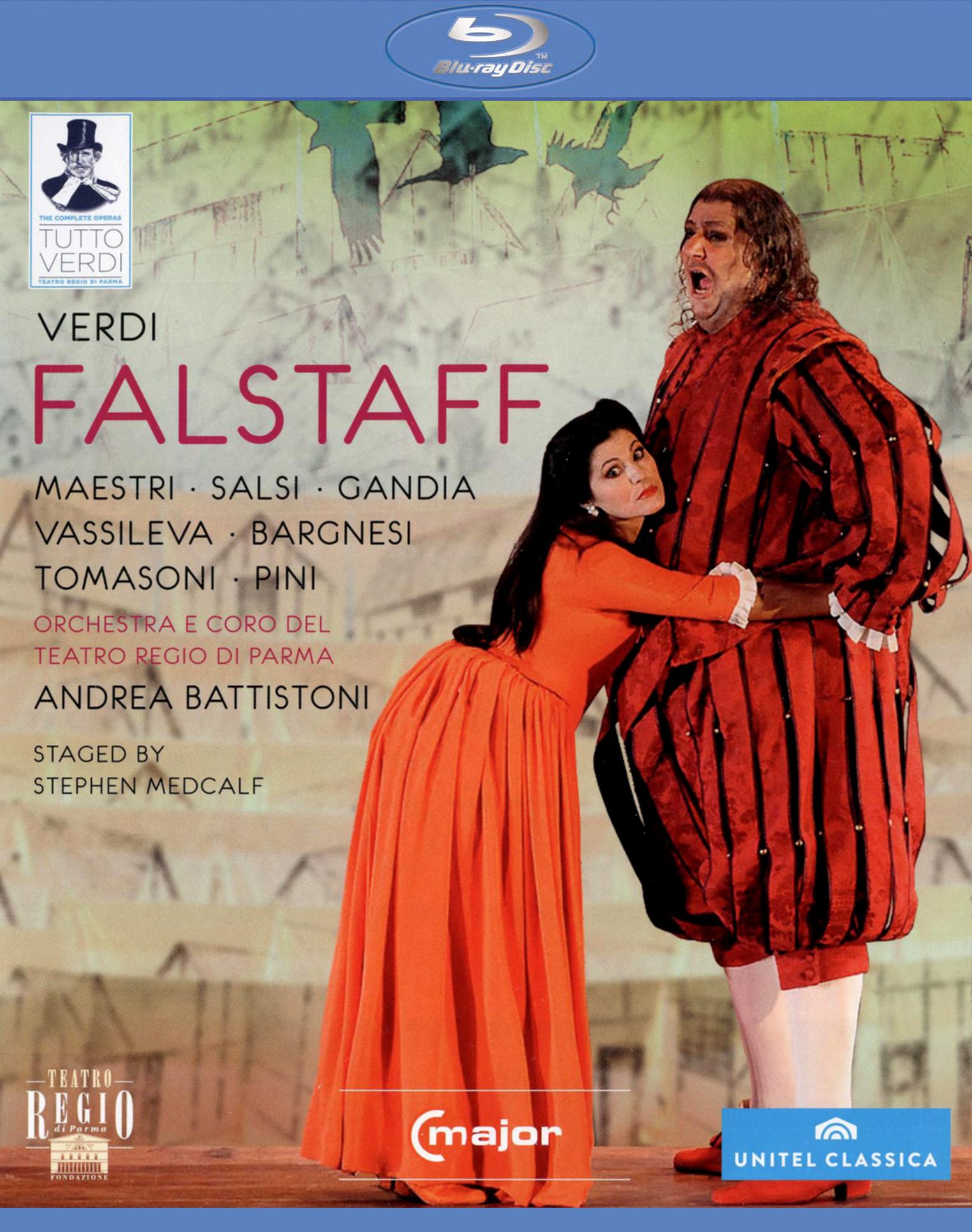 Falstaff (Teatro Regio di Parma)